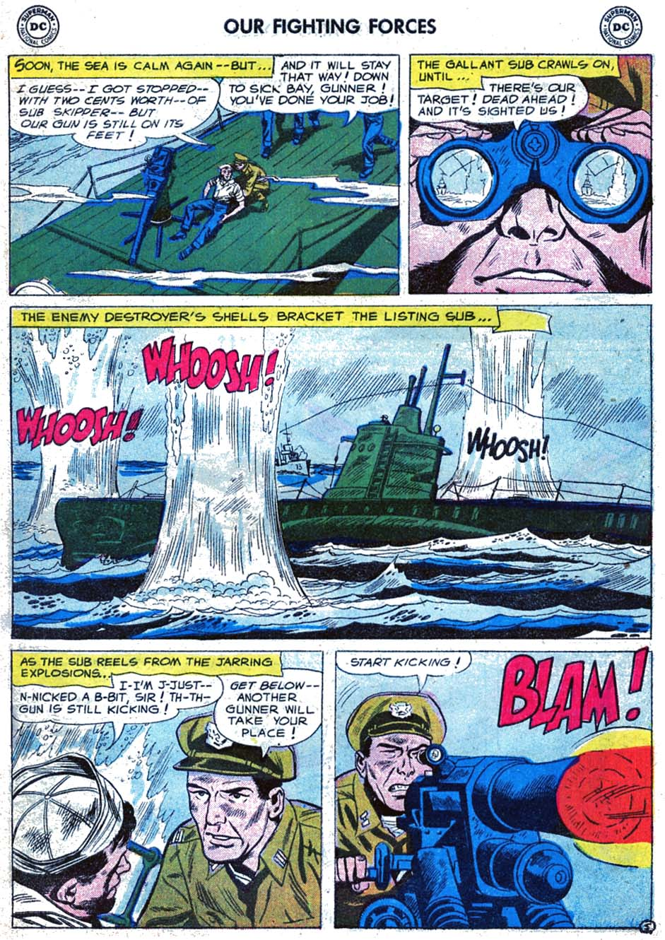 Our Fighting Forces (1954) issue 17 - Page 31