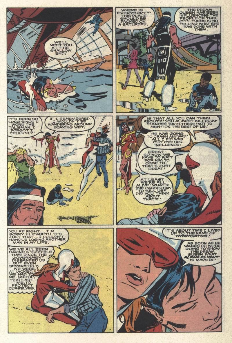 Read online Alpha Flight (1983) comic -  Issue #69 - 13