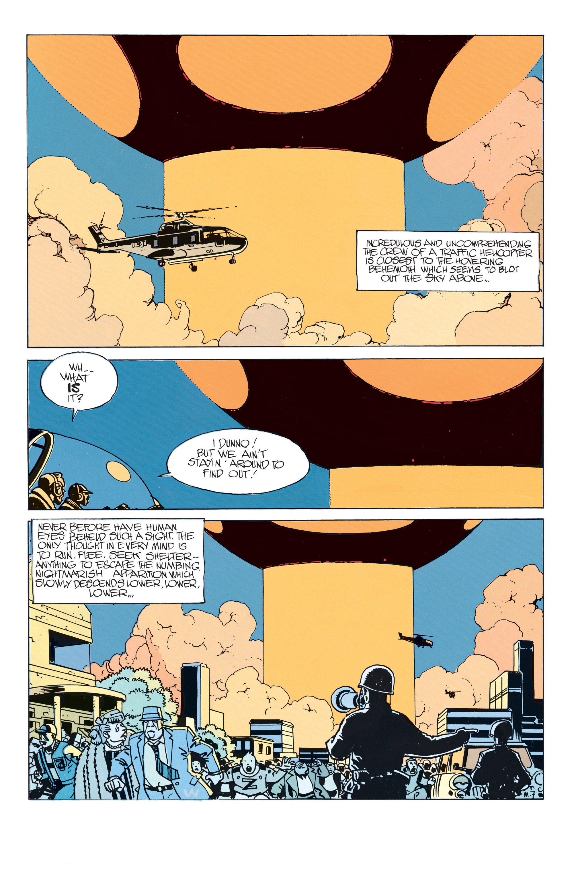 Read online Silver Surfer: Parable comic -  Issue # TPB - 11
