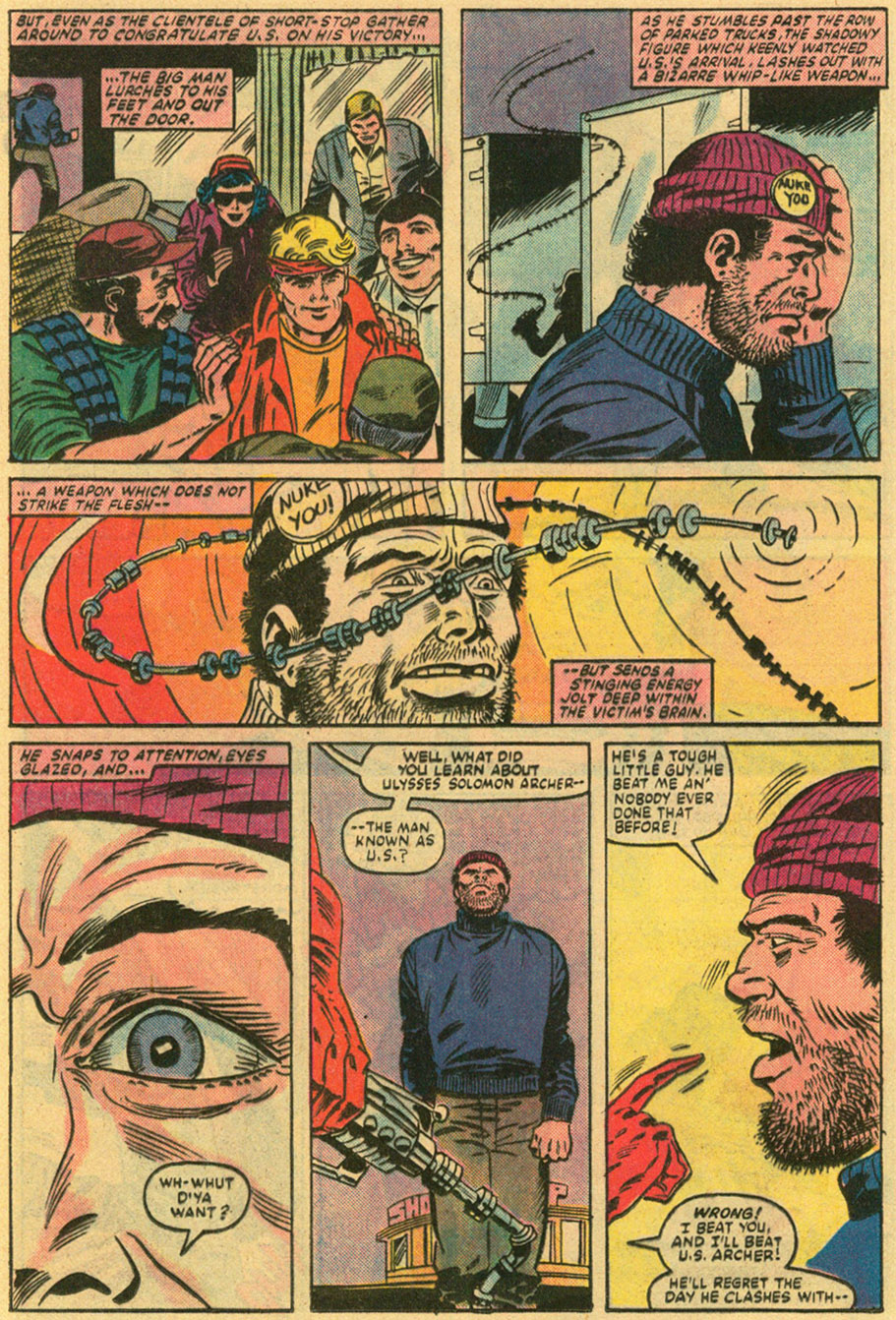 Read online U.S. 1 comic -  Issue #2 - 8