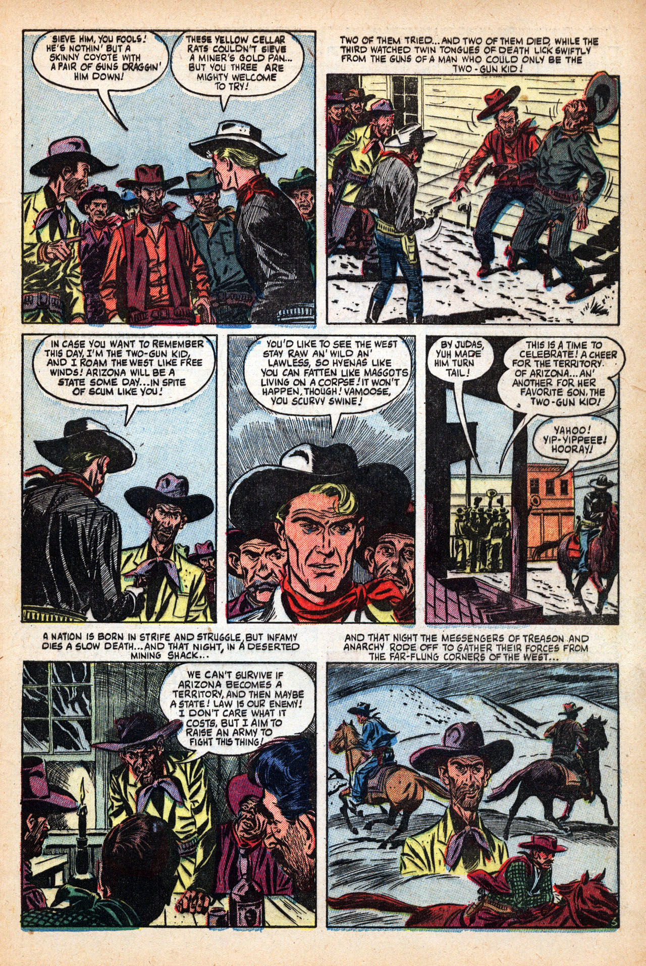 Read online Two-Gun Kid comic -  Issue #14 - 29