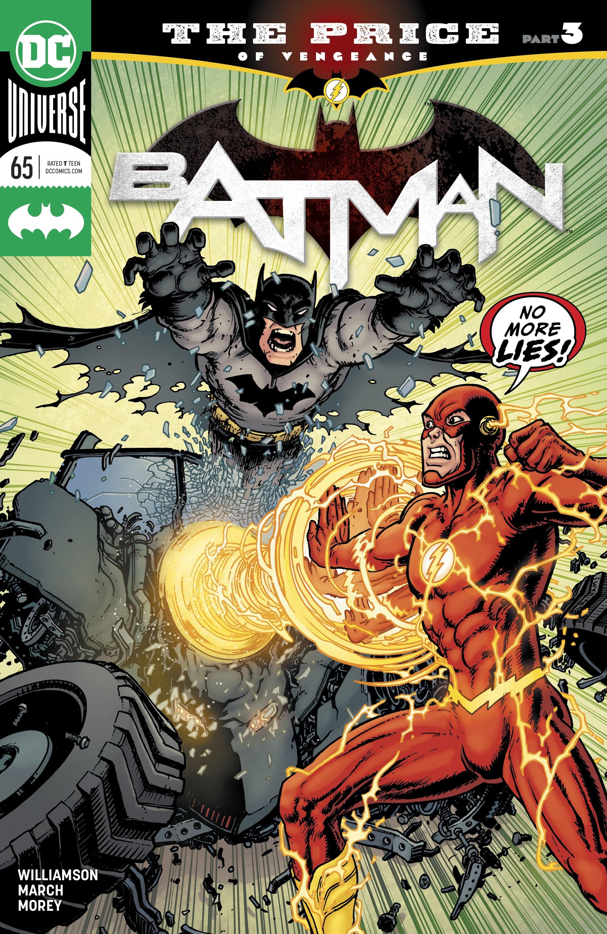 Batman (2016) 65 Page 1