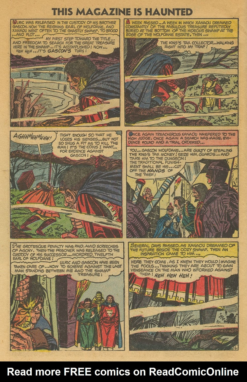 Read online This Magazine Is Haunted comic -  Issue #18 - 6