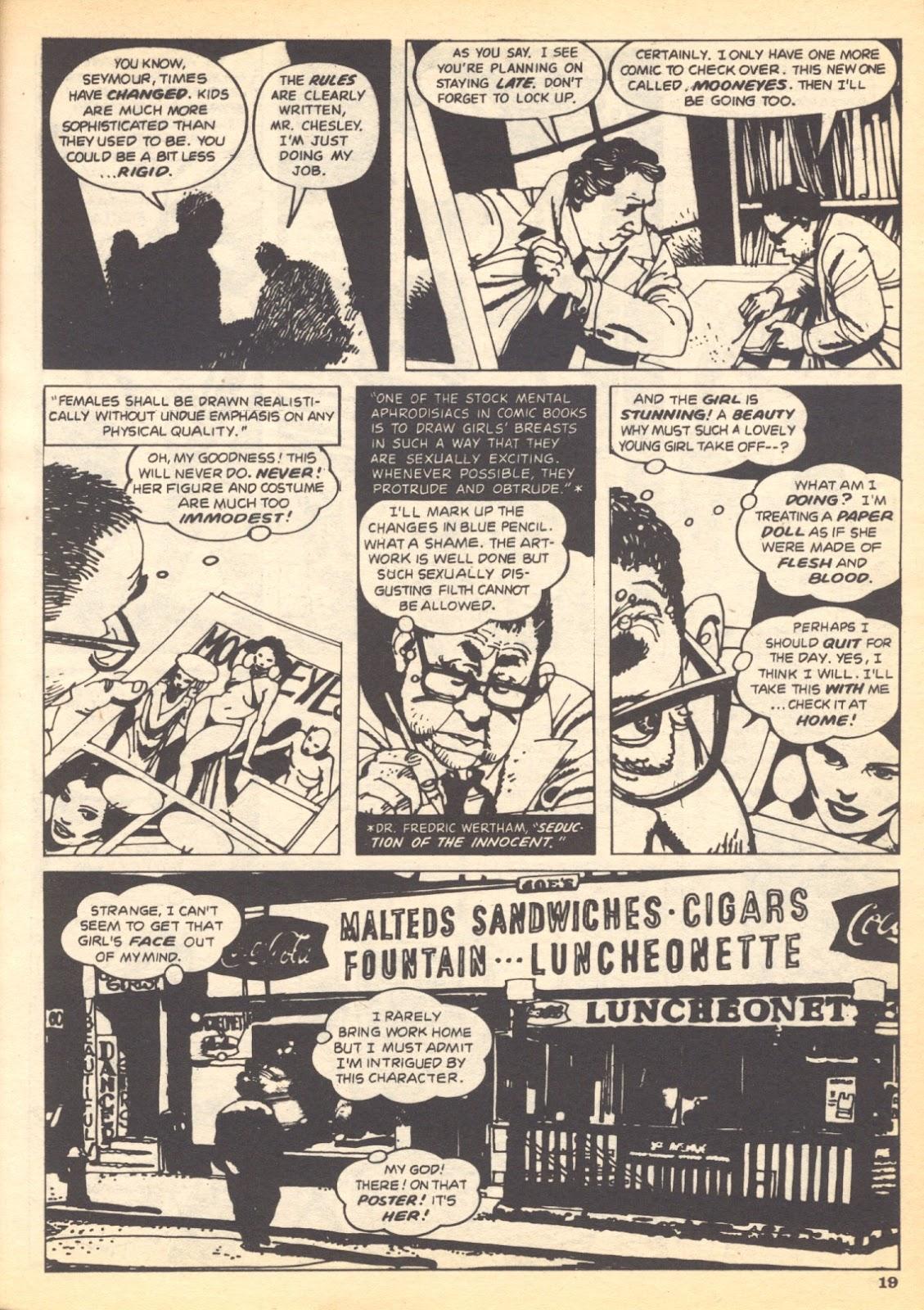 Creepy (1964) Issue #122 #122 - English 19