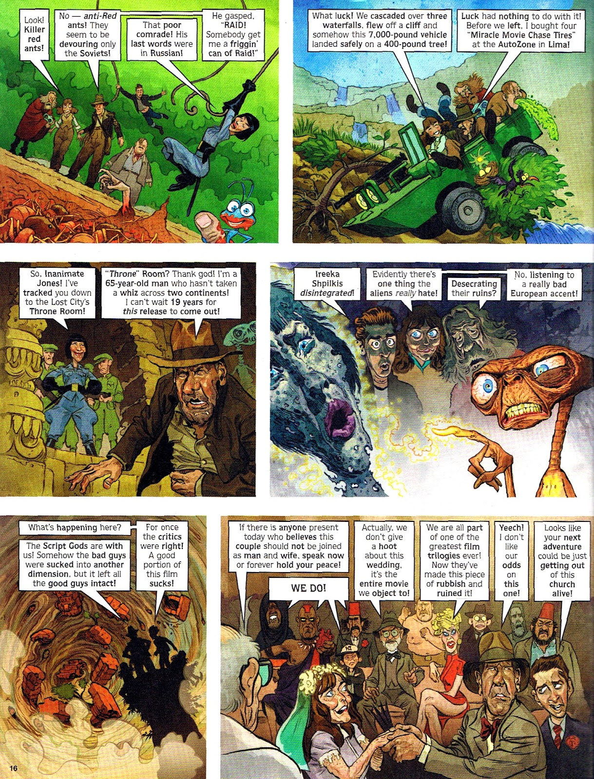 MAD issue 493 - Page 16