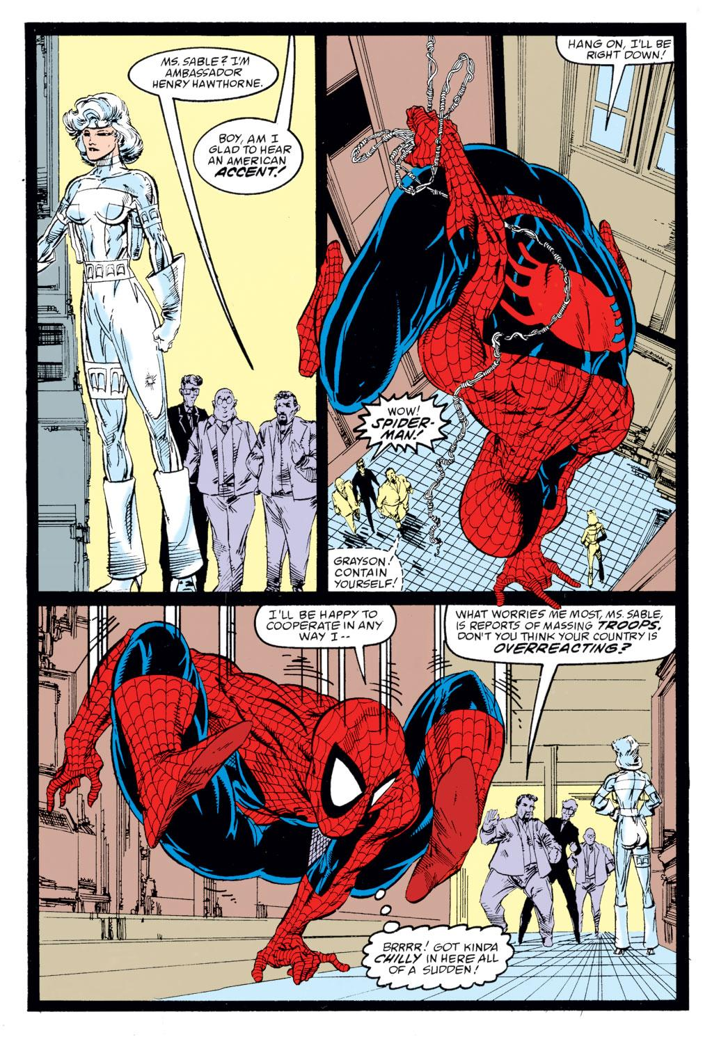 The Amazing Spider-Man (1963) 323 Page 6