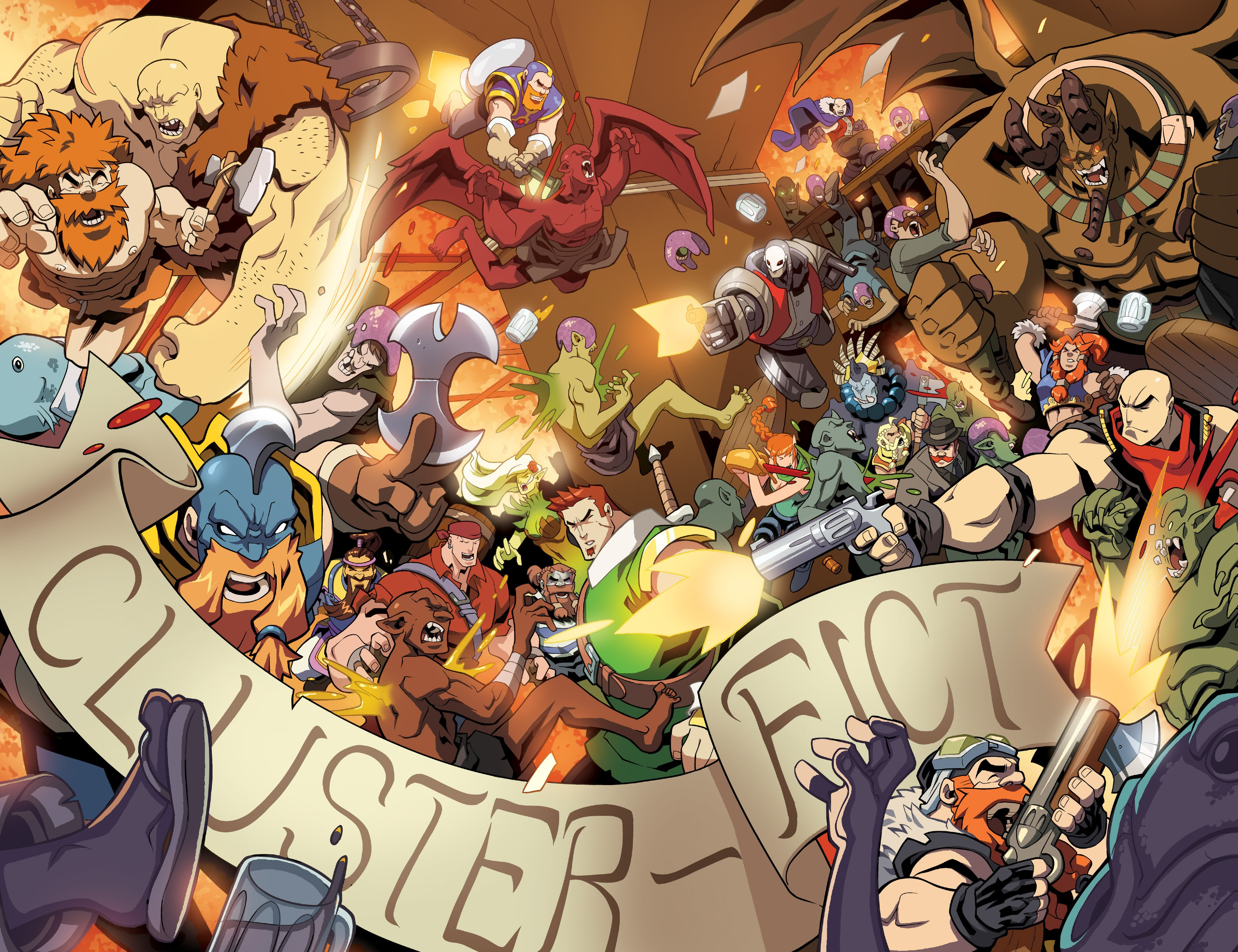Read online Skullkickers comic -  Issue #33 - 11