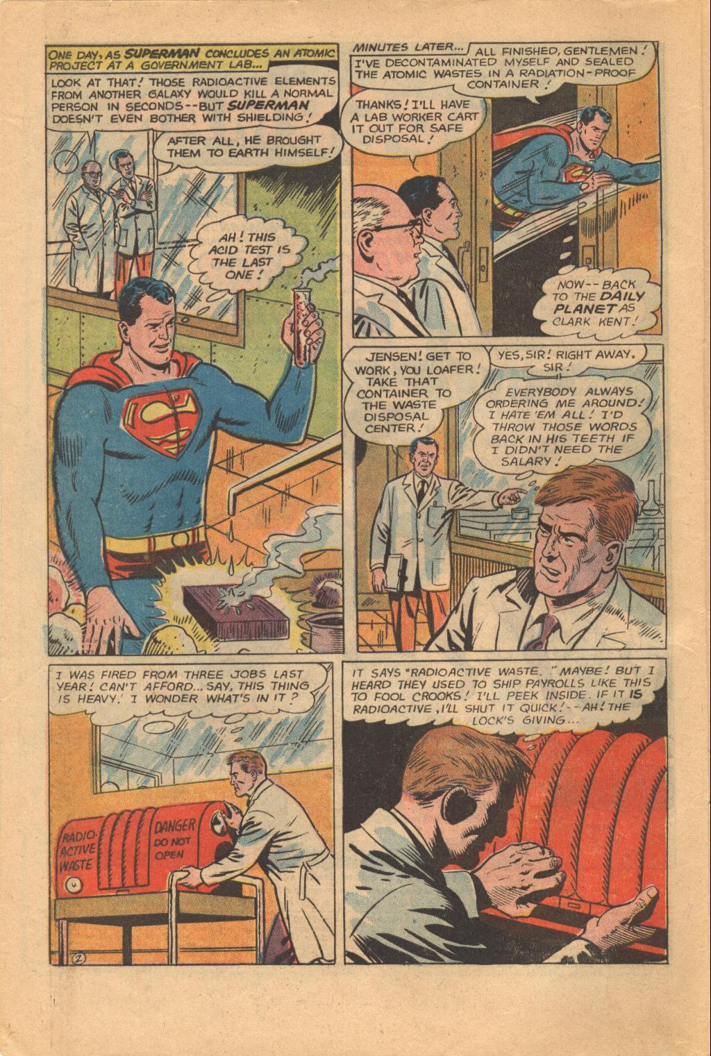 Read online Action Comics (1938) comic -  Issue #340 - 4