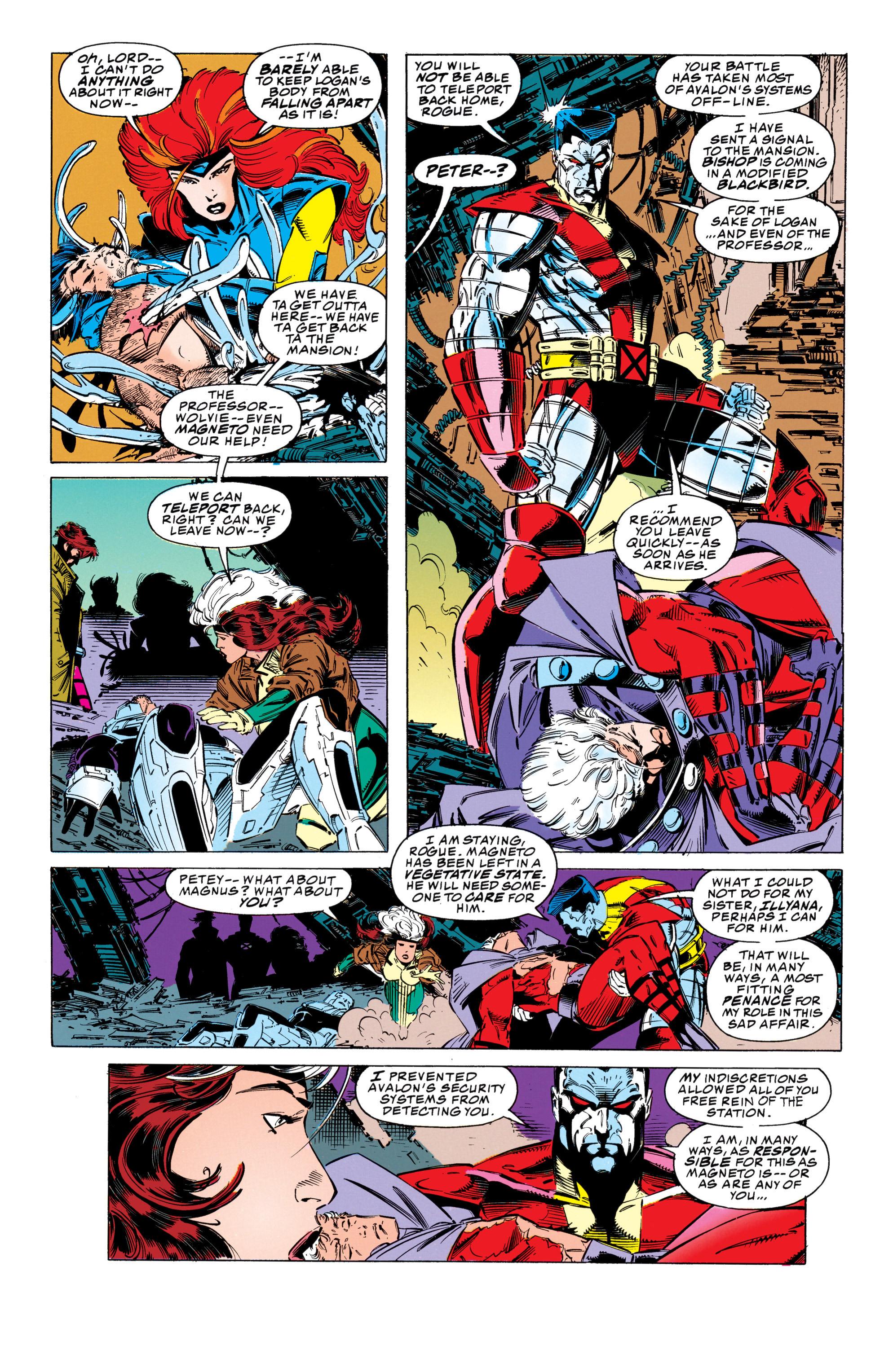 X-Men (1991) 25 Page 37
