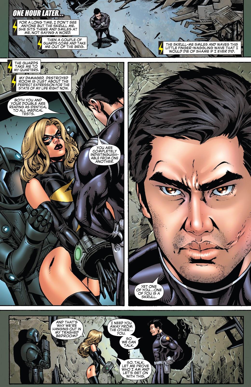 Read online Secret Invasion: Rise of the Skrulls comic -  Issue # TPB (Part 5) - 27