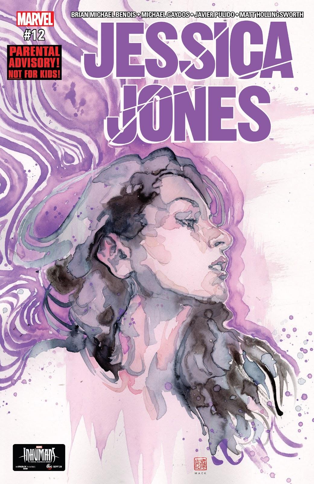 Jessica Jones (2016) 12 Page 1