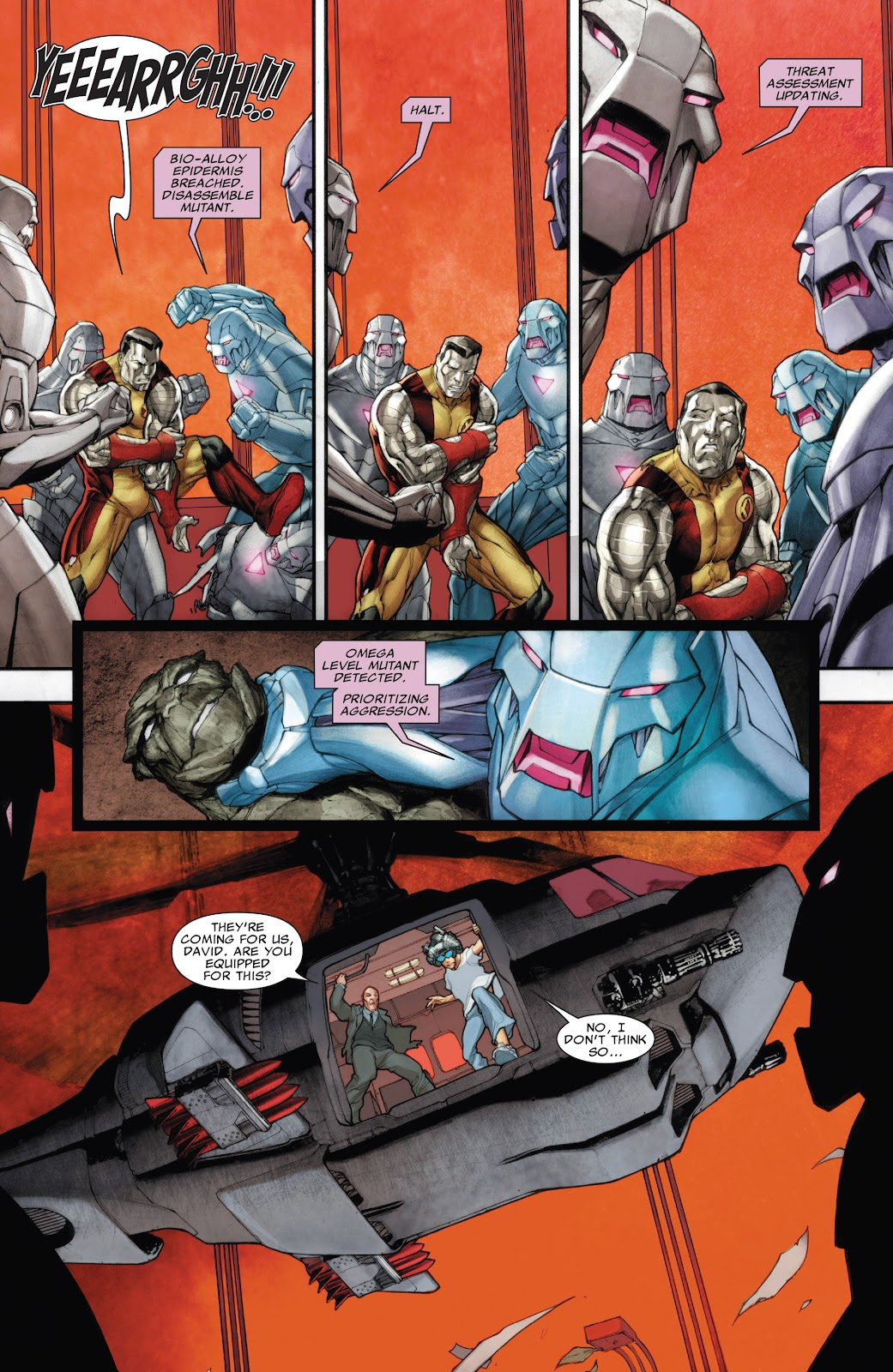 Read online X-Men: Second Coming comic -  Issue # _TPB (Part 3) - 63