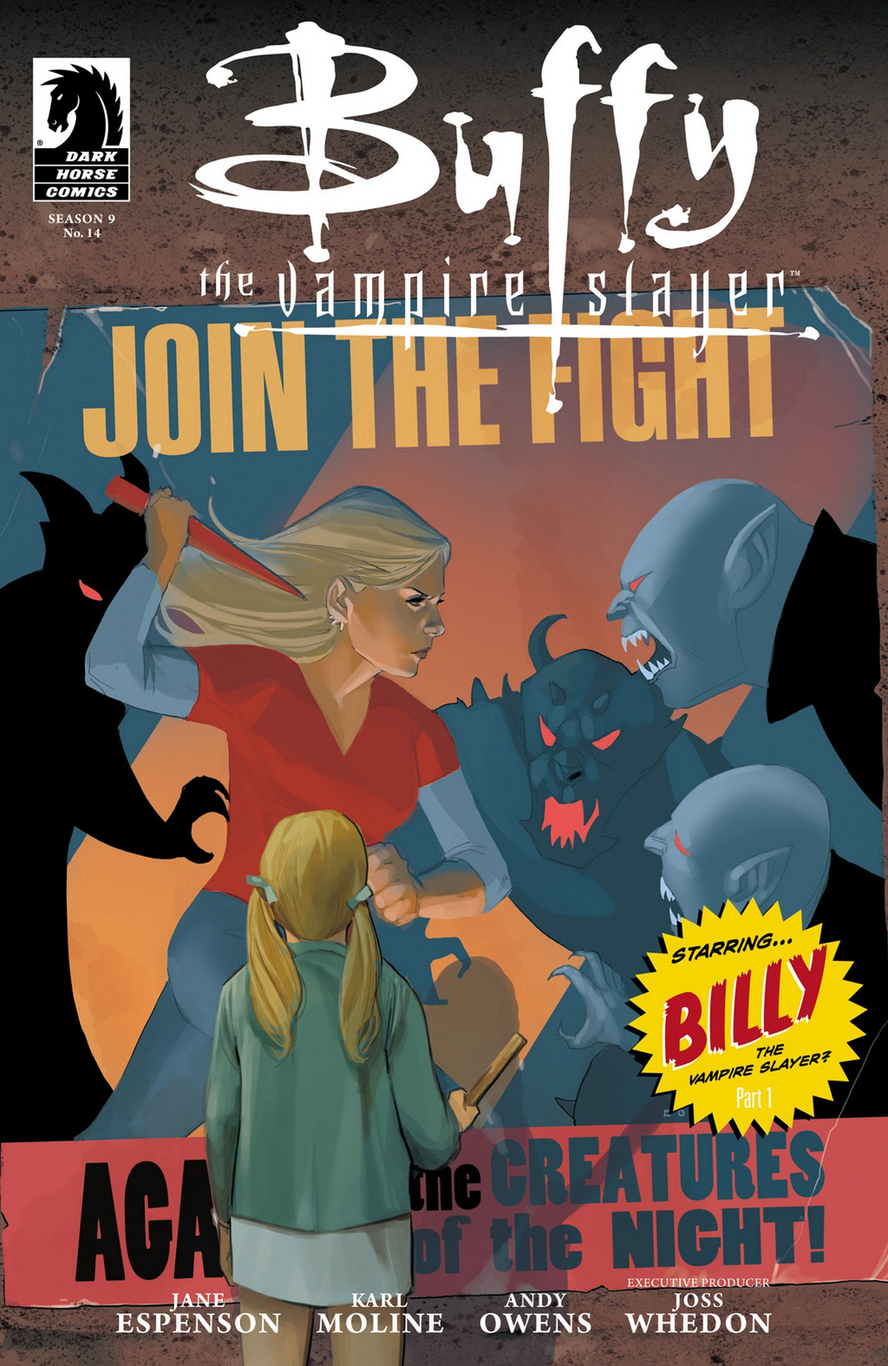 Buffy the Vampire Slayer Season Nine 14 Page 1