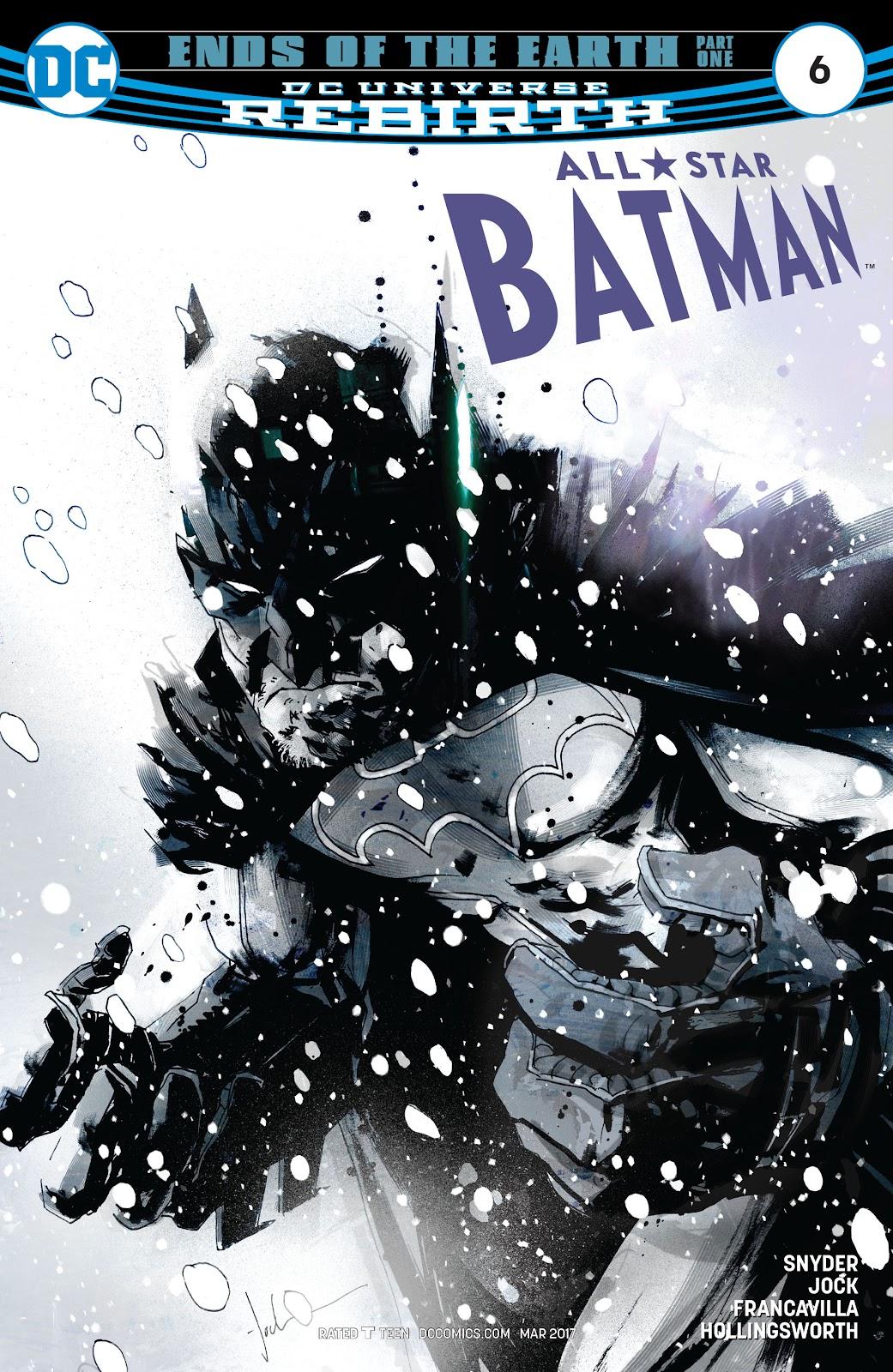 All-Star Batman 6 Page 1