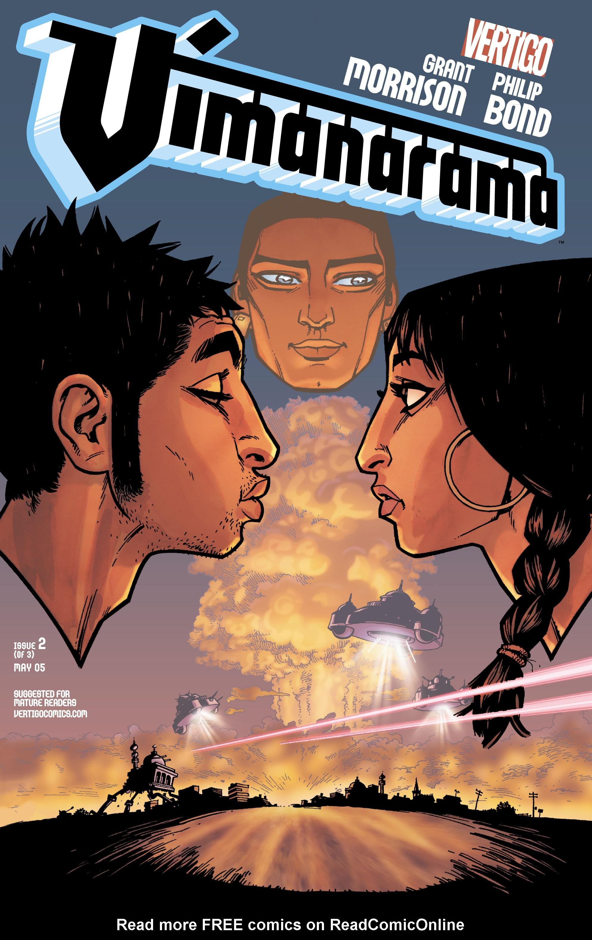 Vimanarama issue 2 - Page 1