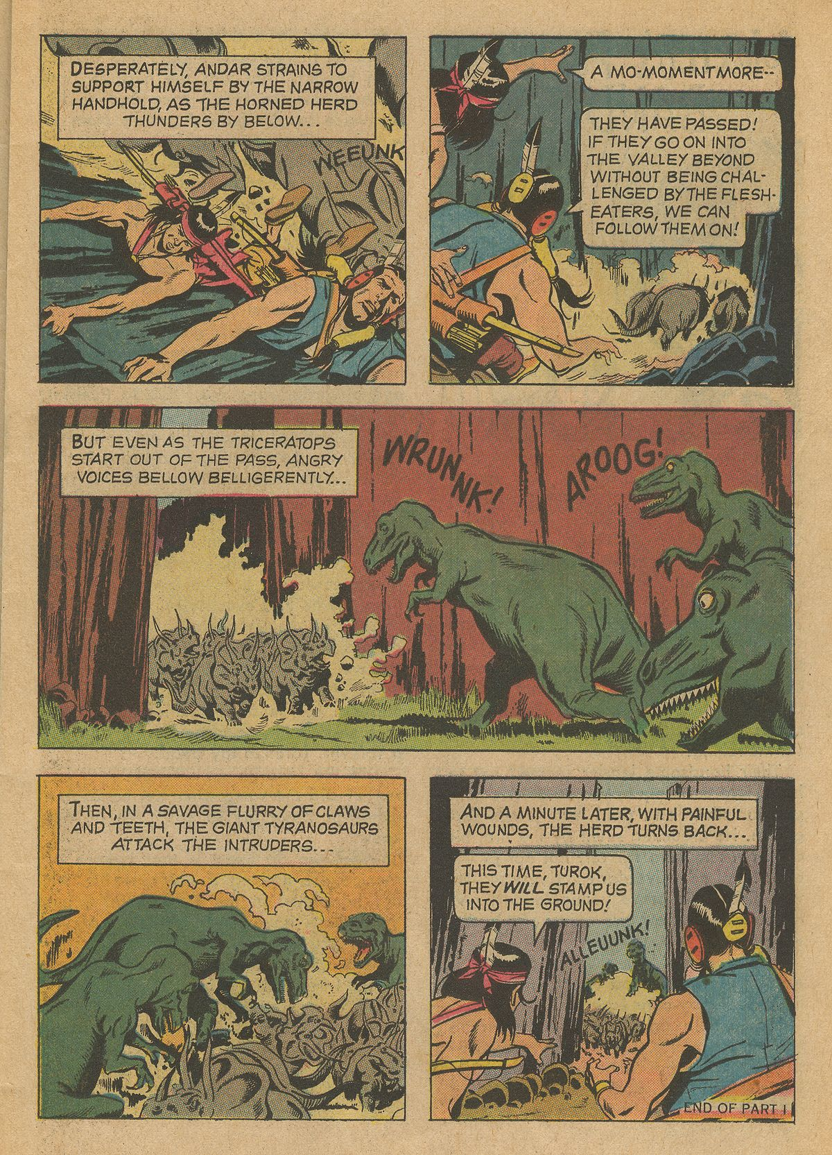 Read online Turok, Son of Stone comic -  Issue #79 - 11