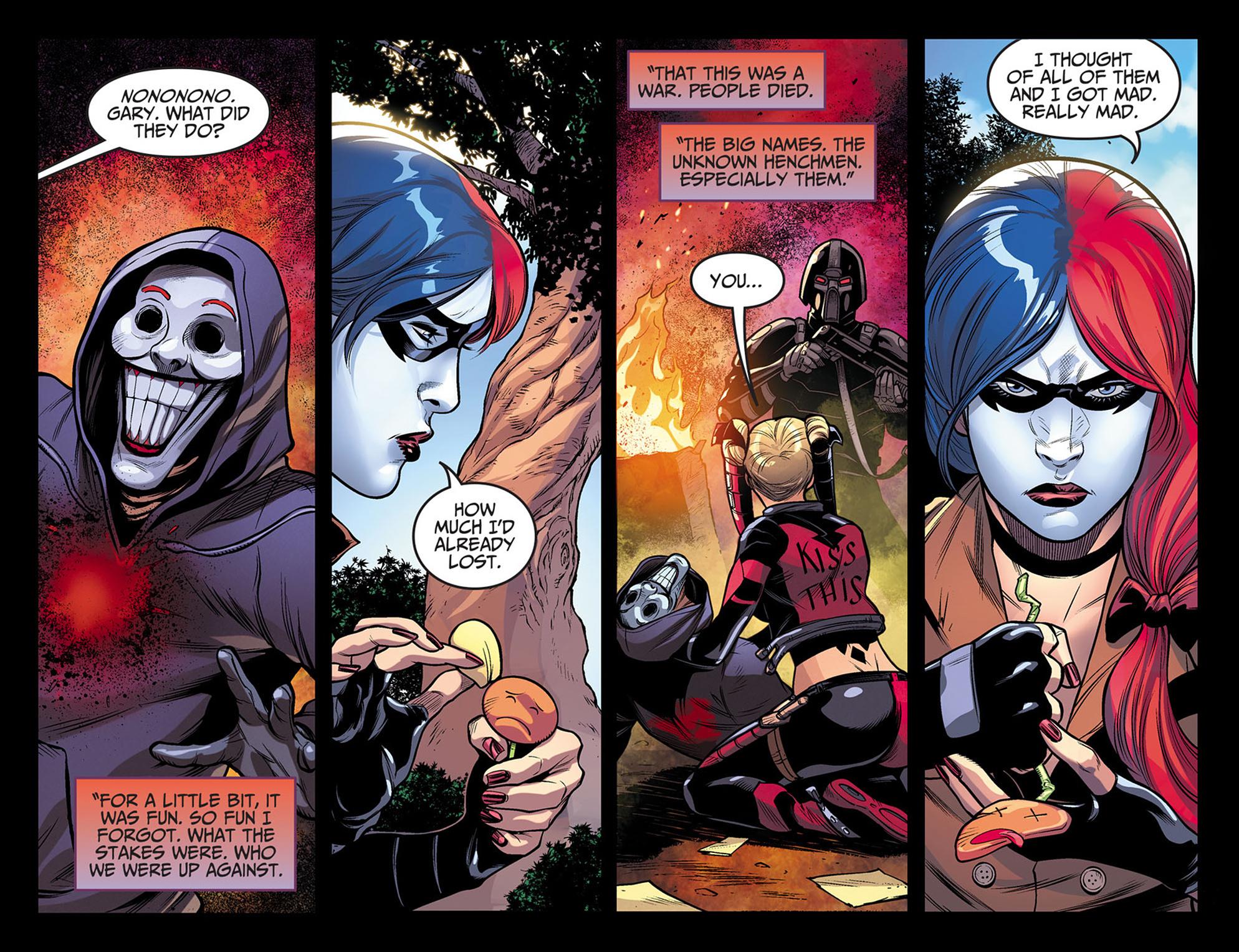 Read online Injustice: Ground Zero comic -  Issue #3 - 22