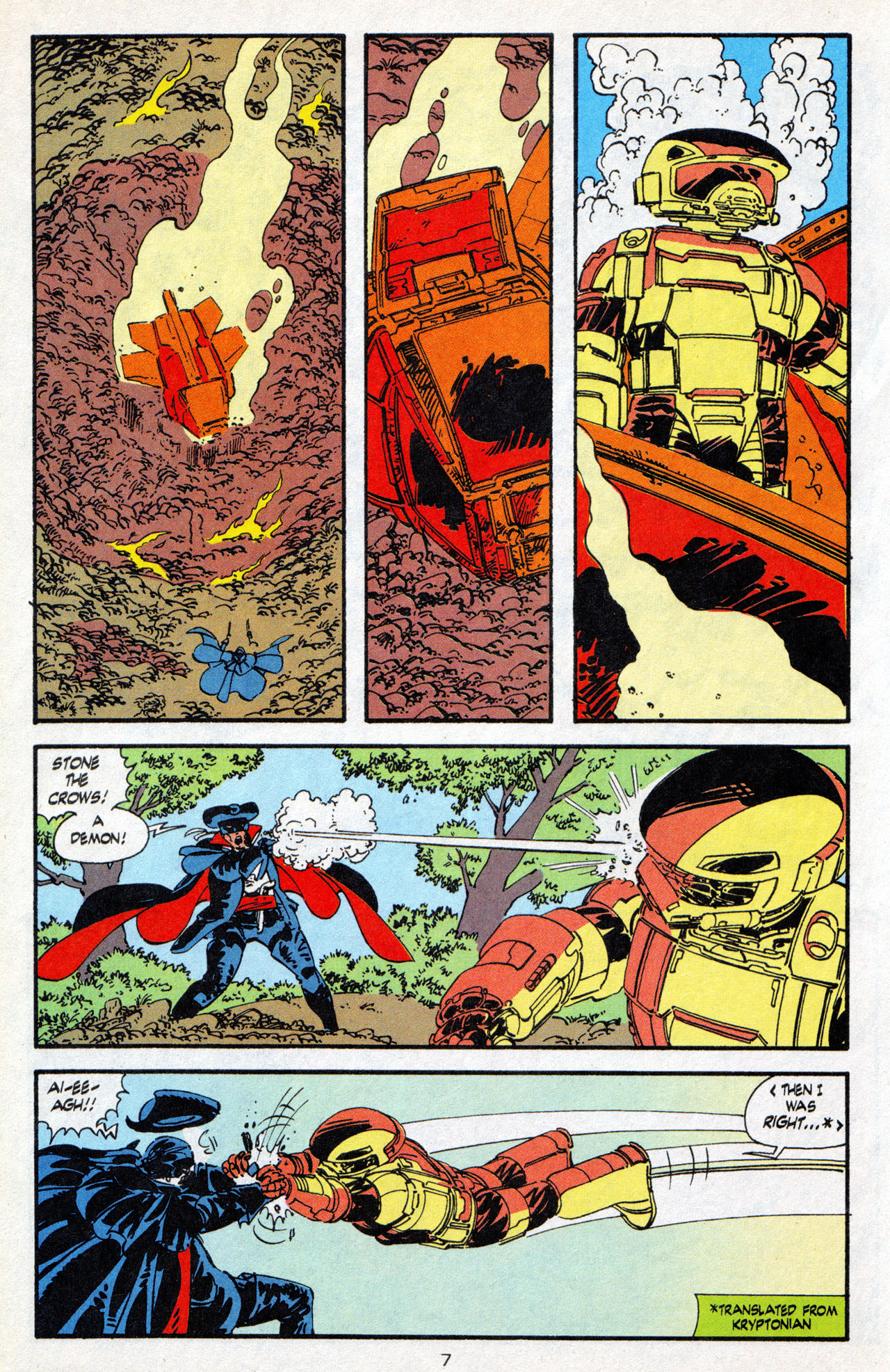 Read online Action Comics (1938) comic -  Issue #Action Comics (1938) _Annual 6 - 8