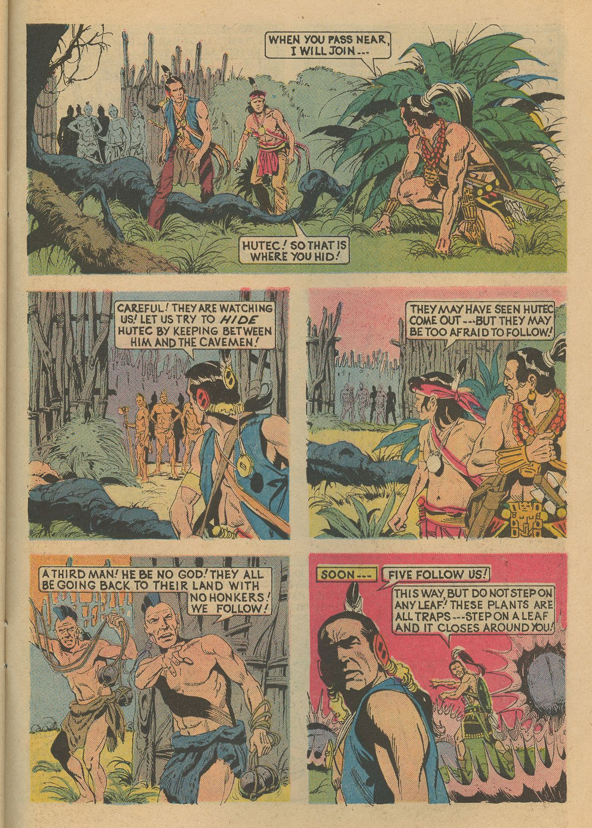 Read online Turok, Son of Stone comic -  Issue #86 - 27