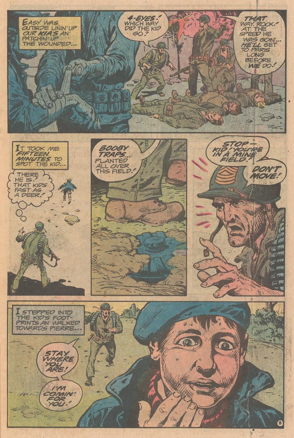 Read online Sgt. Rock comic -  Issue #357 - 9