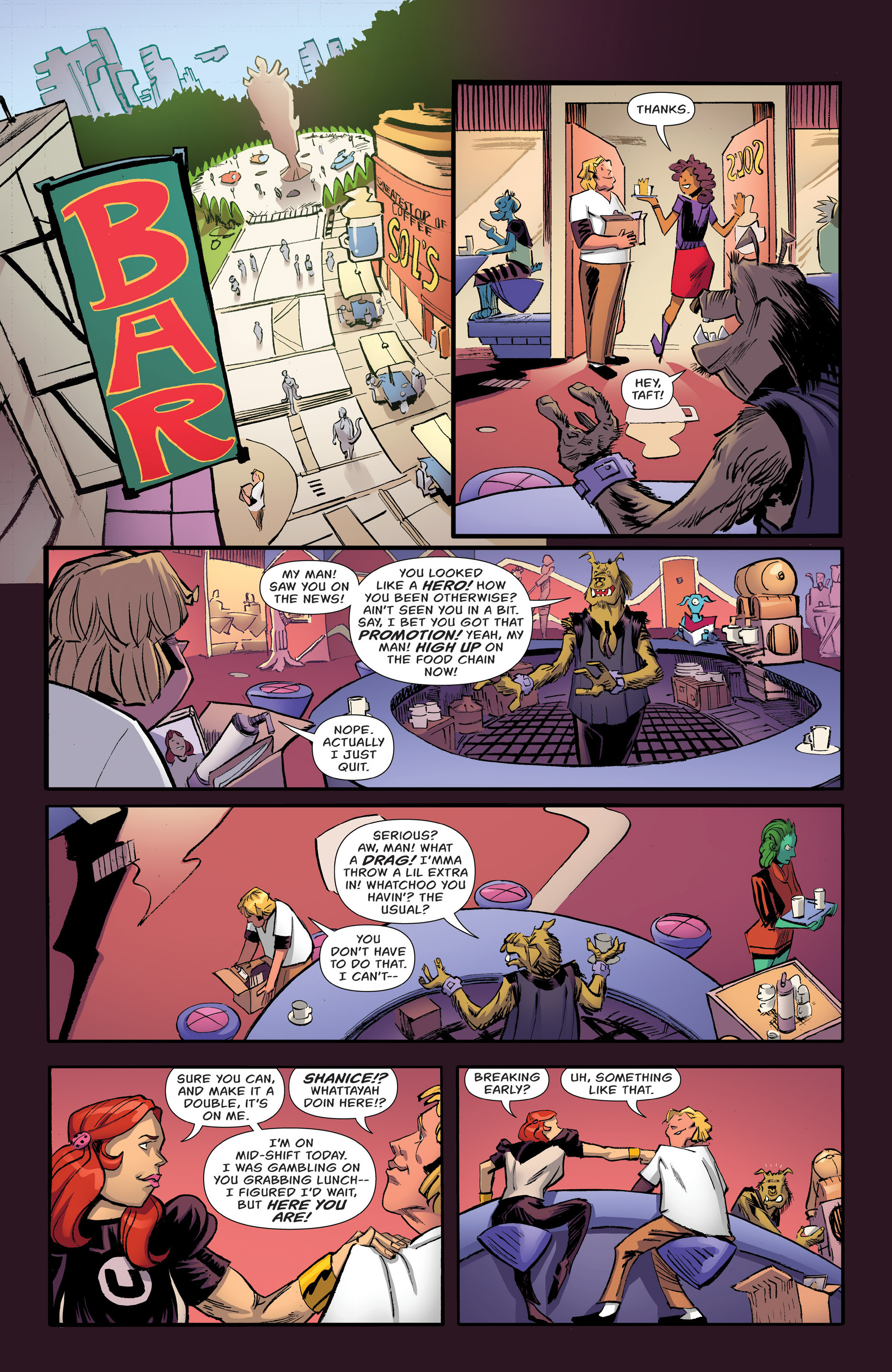 Read online Shutter comic -  Issue #26 - 26