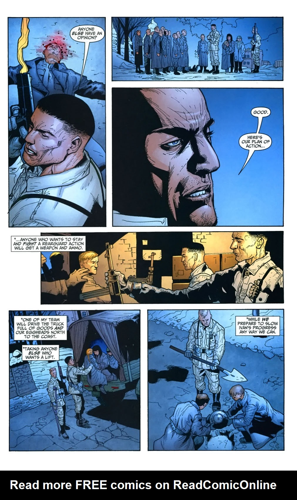 Read online Team Zero comic -  Issue #4 - 23