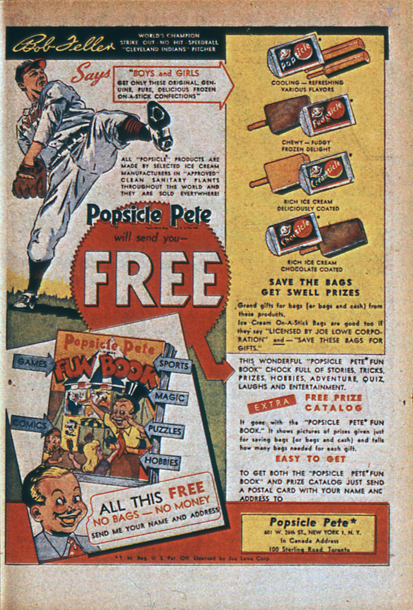 Read online Adventure Comics (1938) comic -  Issue #116 - 50