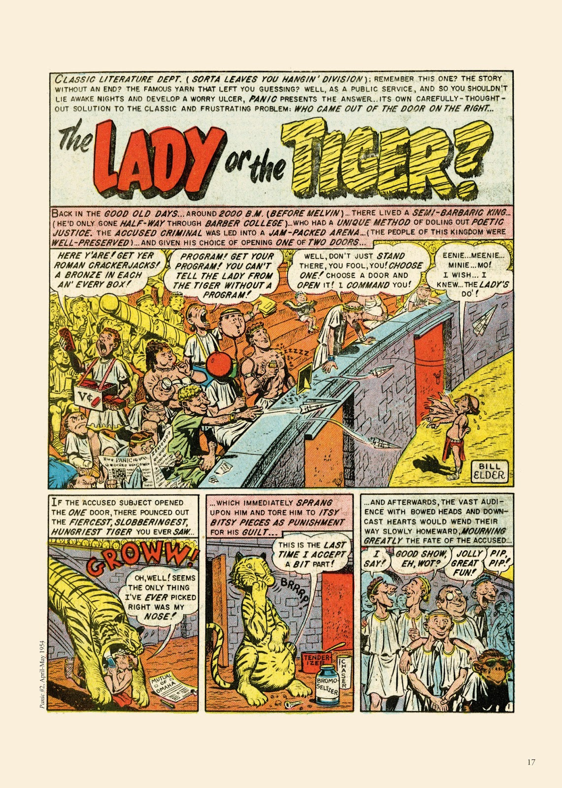 Read online Sincerest Form of Parody: The Best 1950s MAD-Inspired Satirical Comics comic -  Issue # TPB (Part 1) - 18