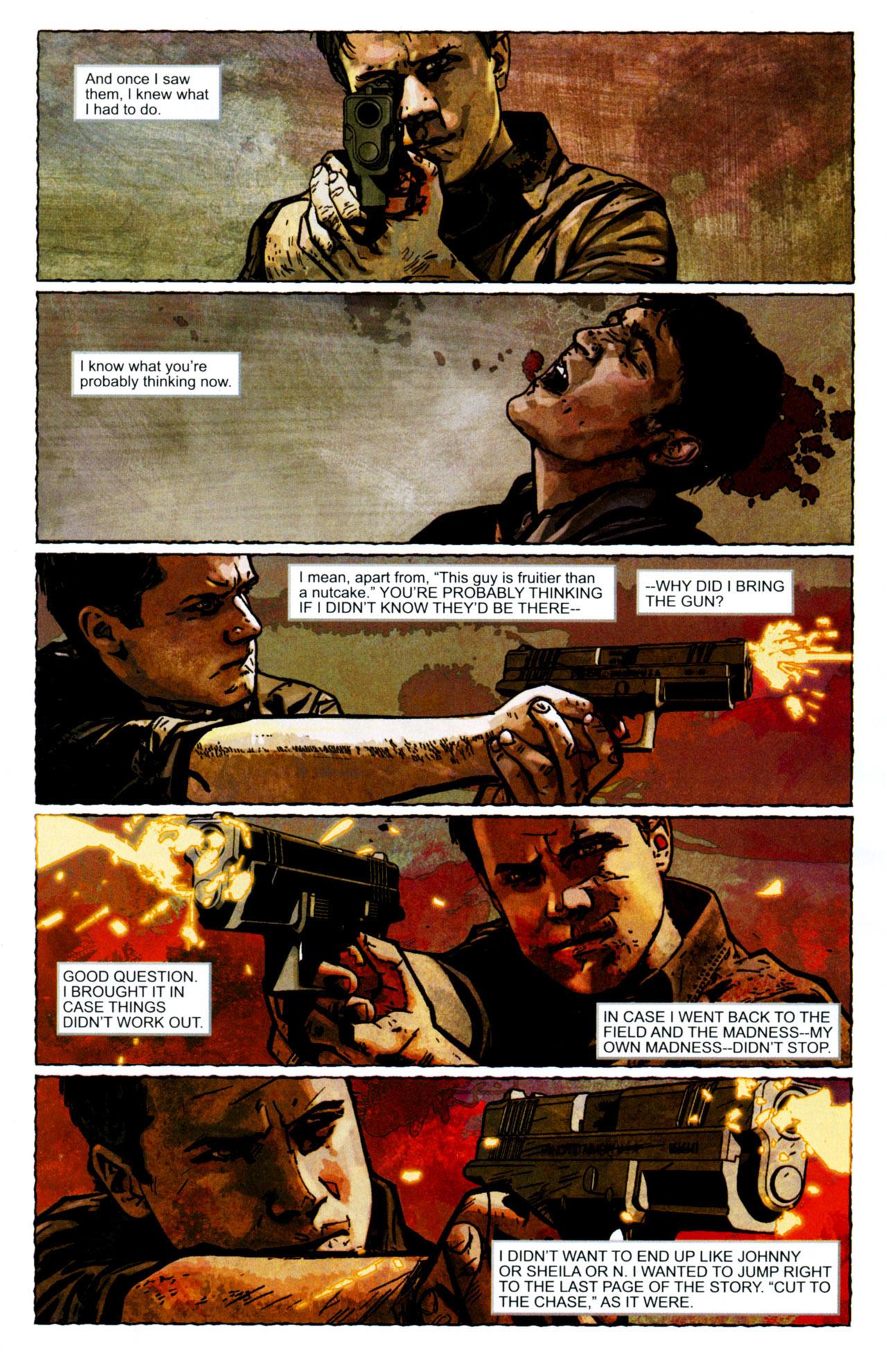 Read online Stephen King's N. comic -  Issue #4 - 19