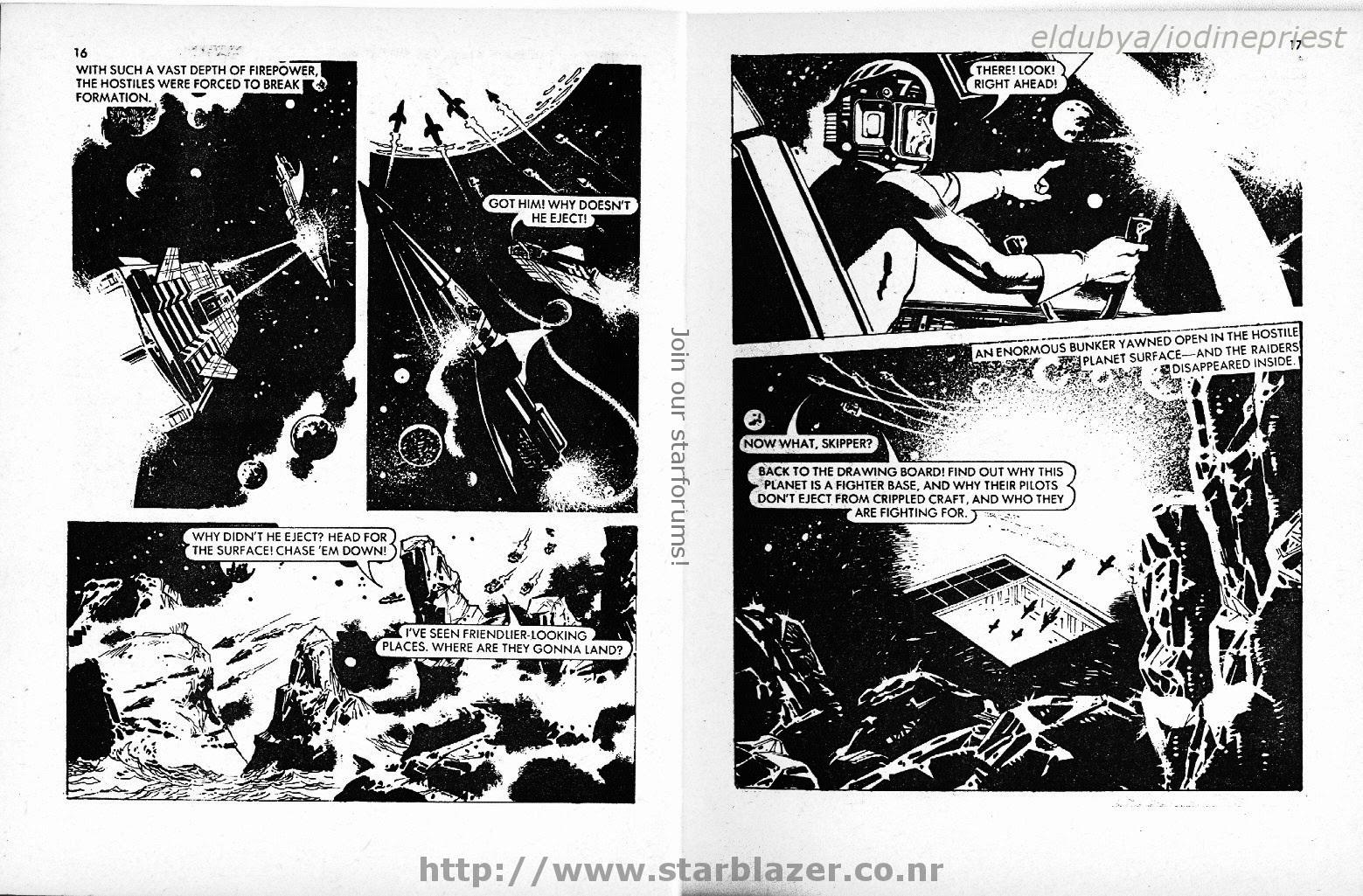 Starblazer issue 135 - Page 10