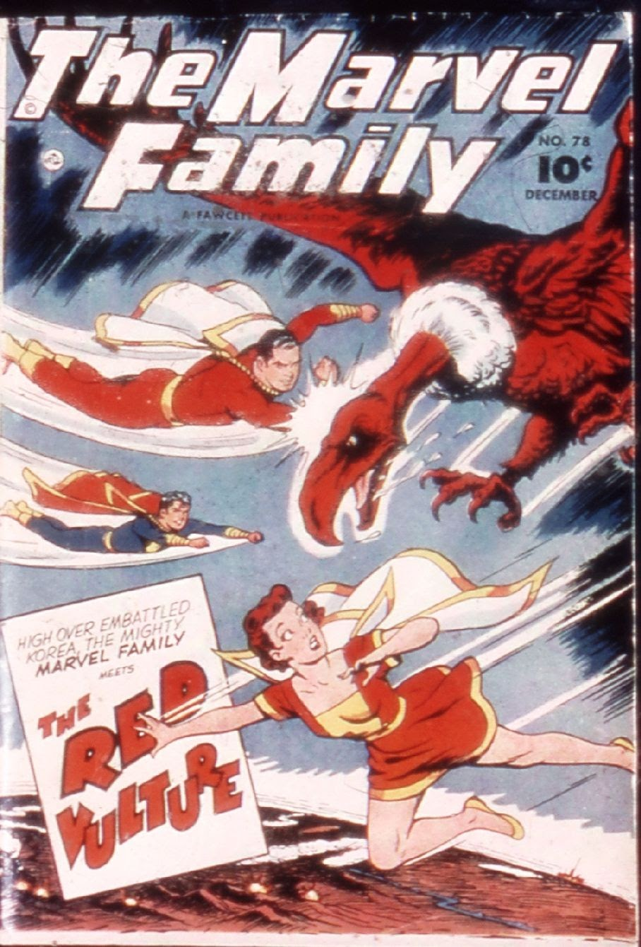 The Marvel Family 78 Page 1