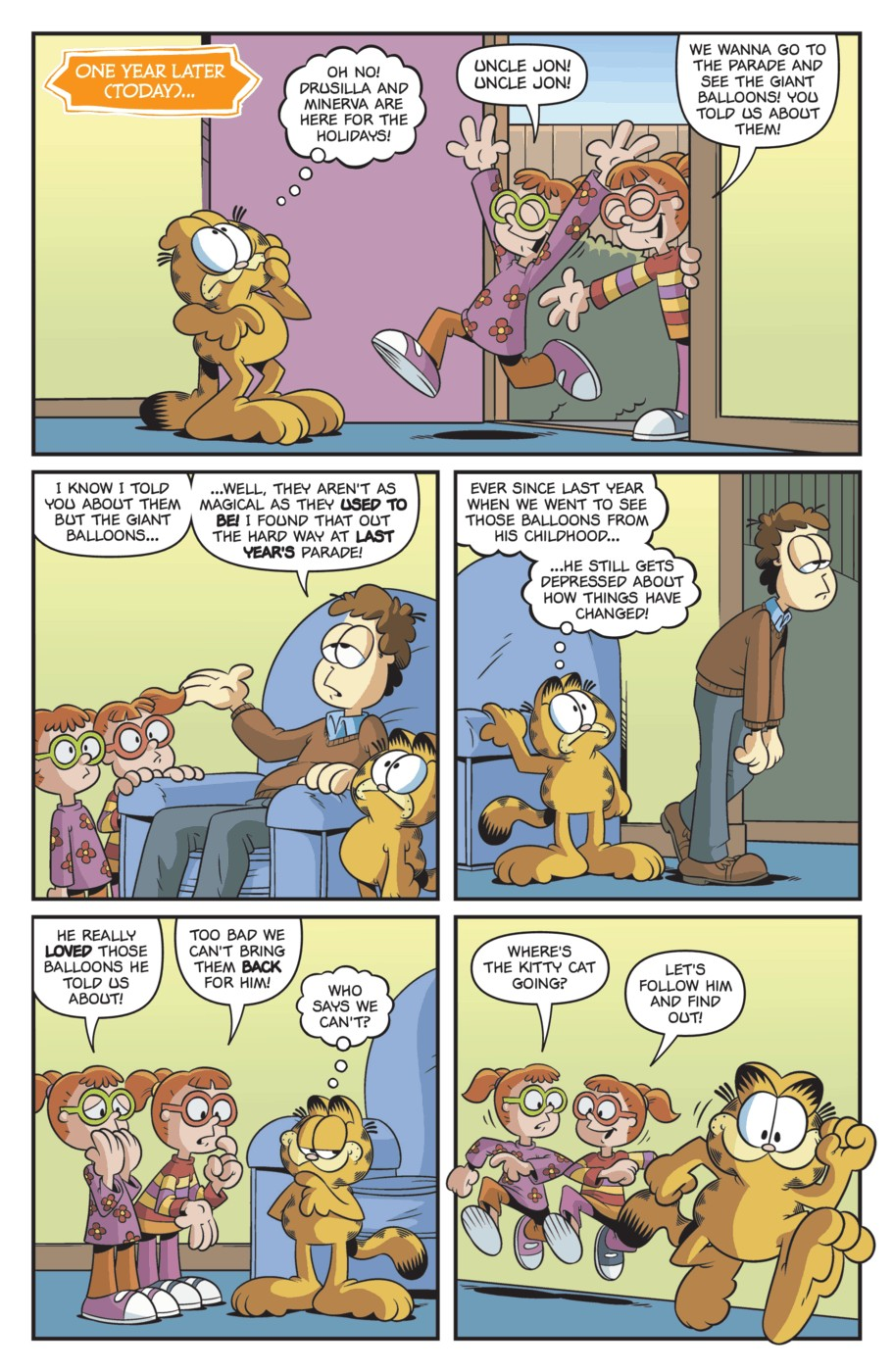 Garfield Porn garfield issue 19 | viewcomic reading comics online for free