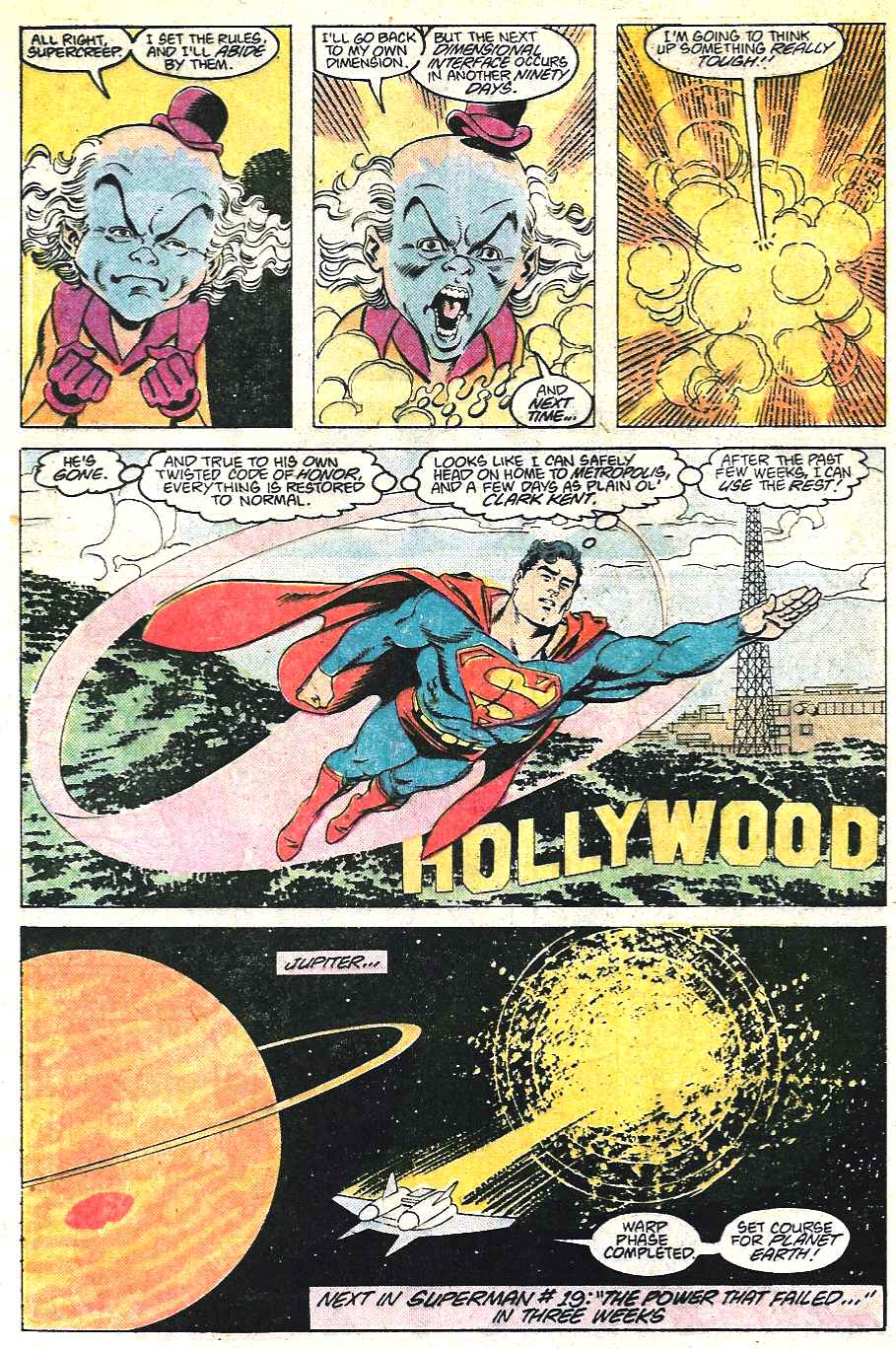 Read online Adventures of Superman (1987) comic -  Issue #441 - 23