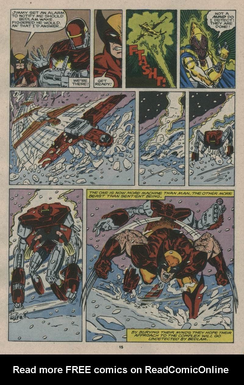 Read online Alpha Flight (1983) comic -  Issue #53 - 16