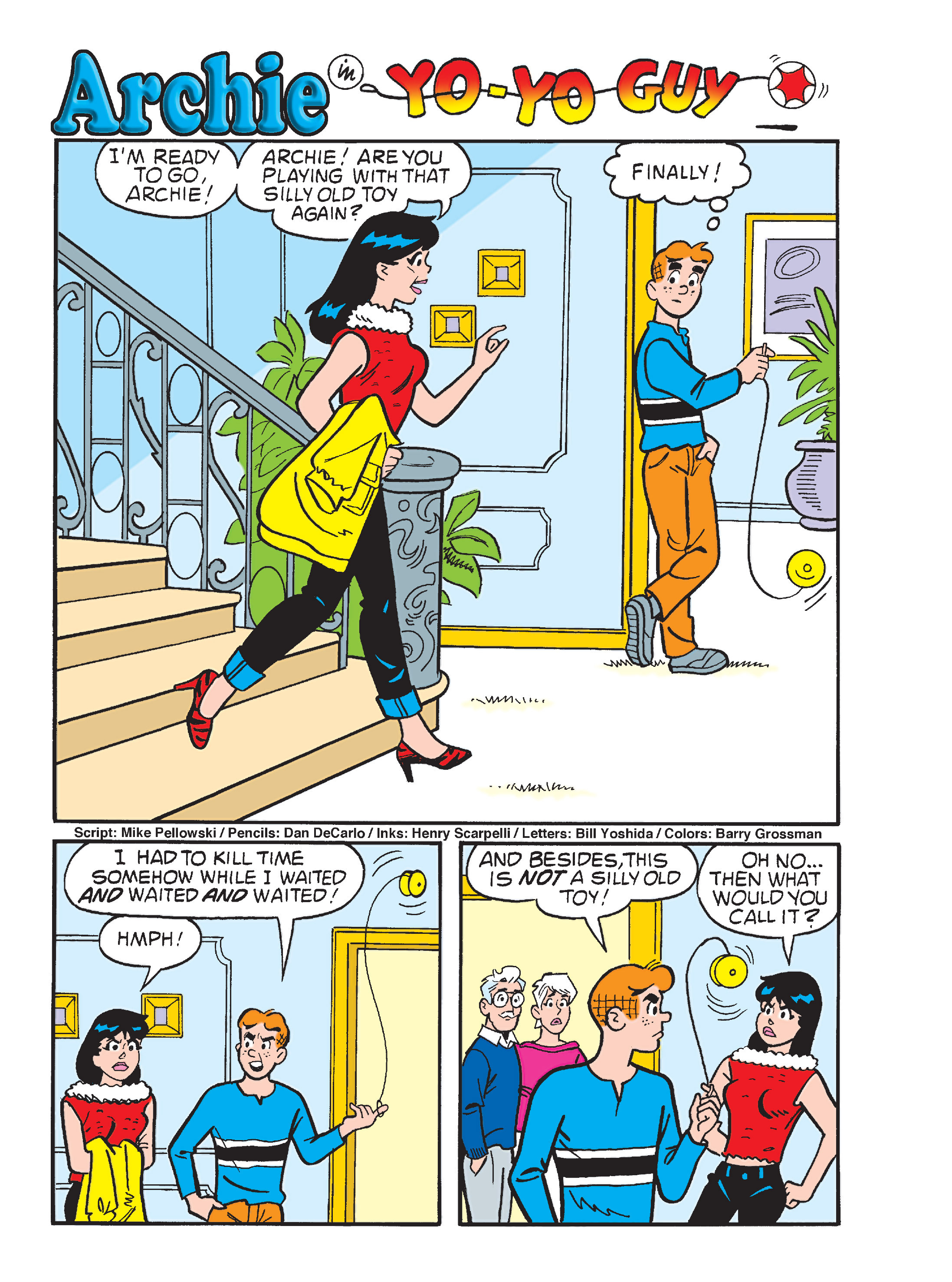 Read online Archie Giant Comics Collection comic -  Issue #Archie Giant Comics Collection TPB (Part 1) - 17