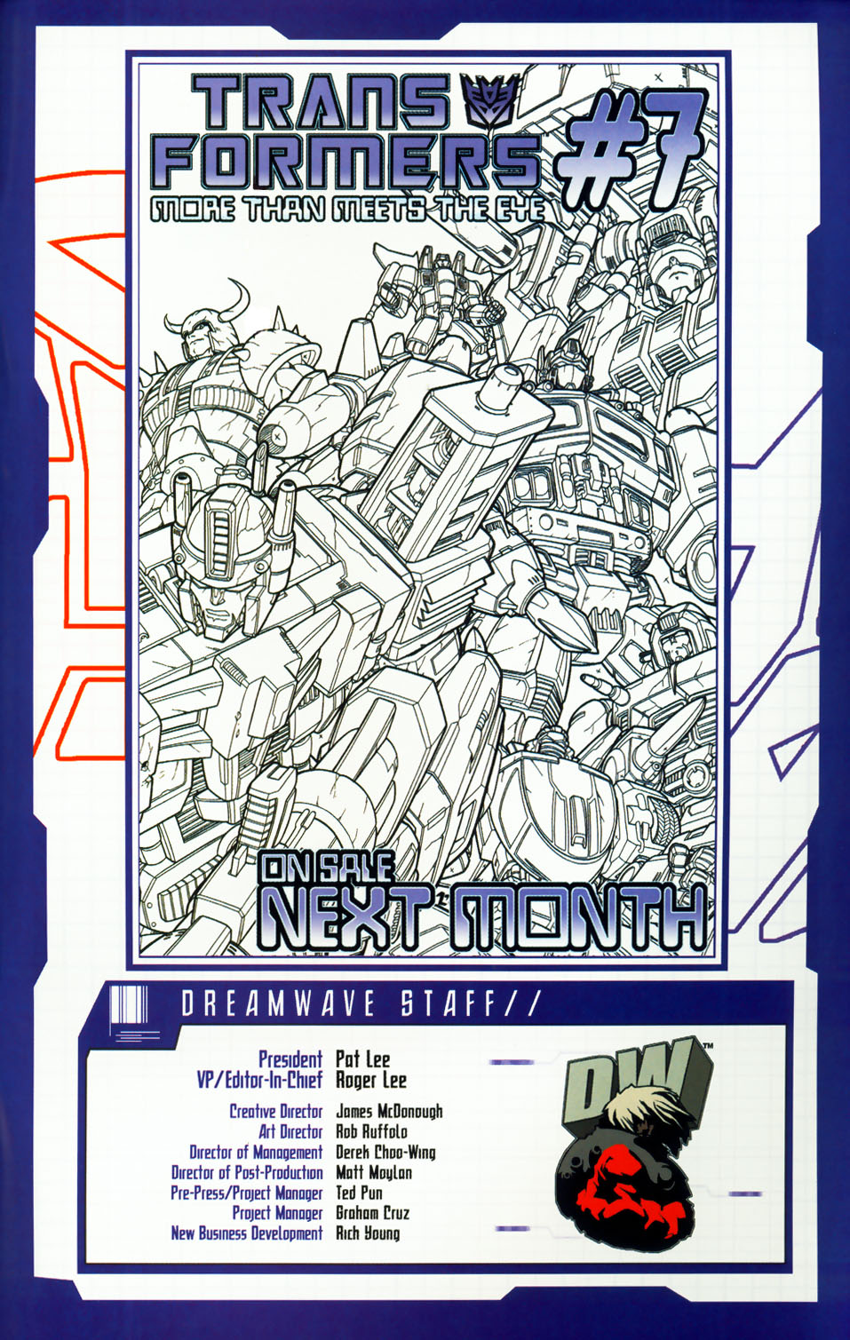 Read online Transformers: More than Meets the Eye comic -  Issue #6 - 67