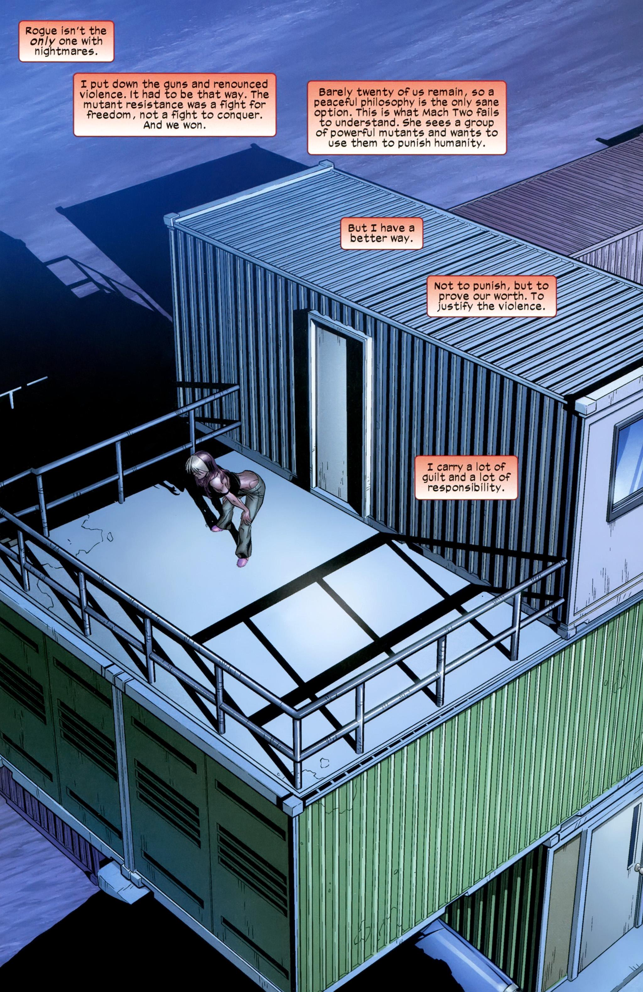 Read online Ultimate Comics X-Men comic -  Issue #20 - 16