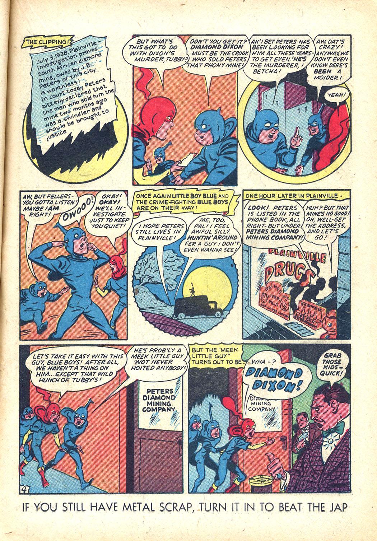 Read online Sensation (Mystery) Comics comic -  Issue #34 - 27