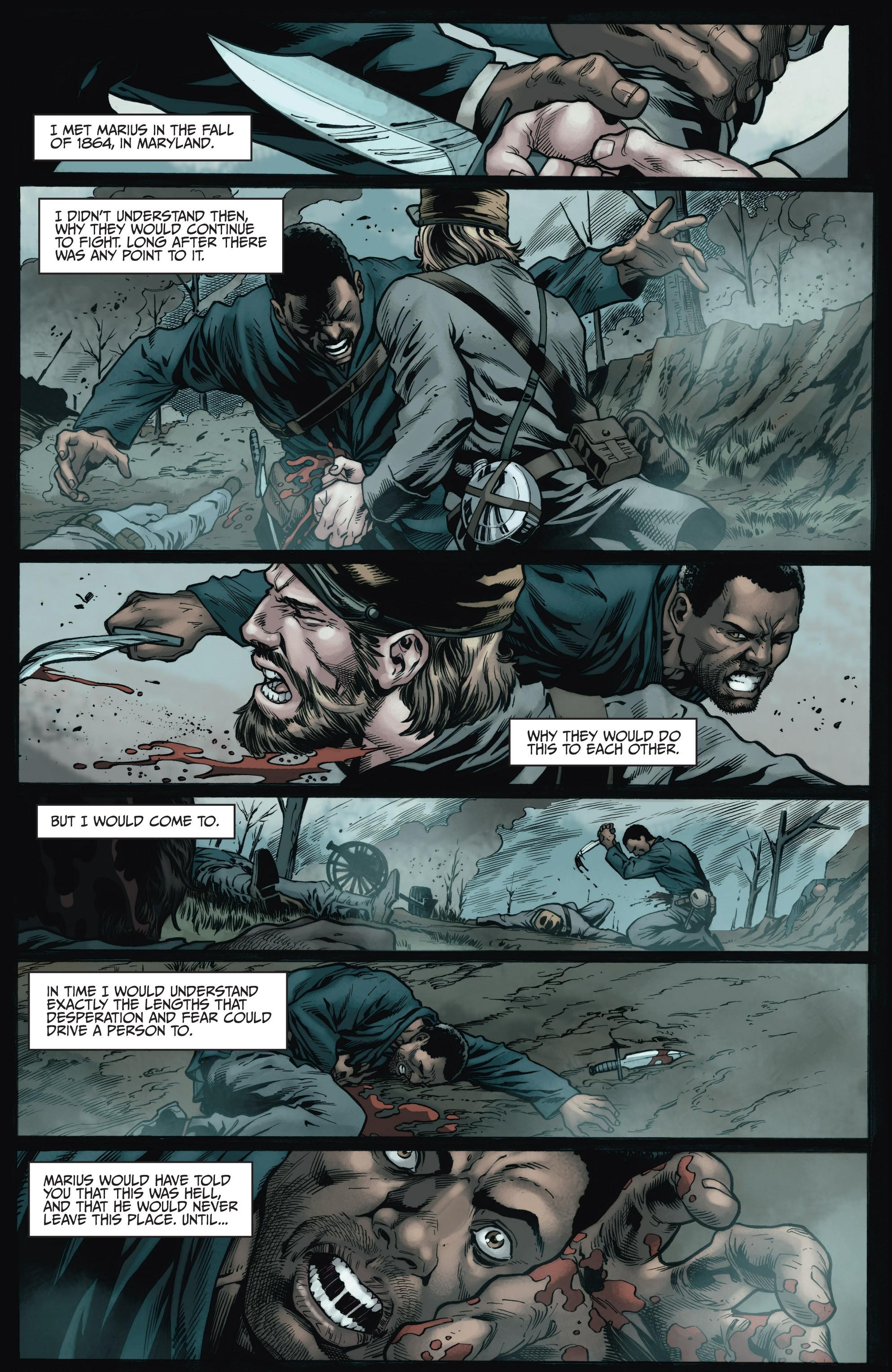 Read online Shadowman (2012) comic -  Issue #10 - 3