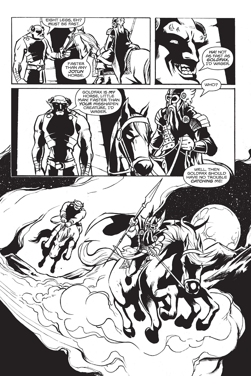 Read online Gods of Asgard comic -  Issue # TPB (Part 2) - 4