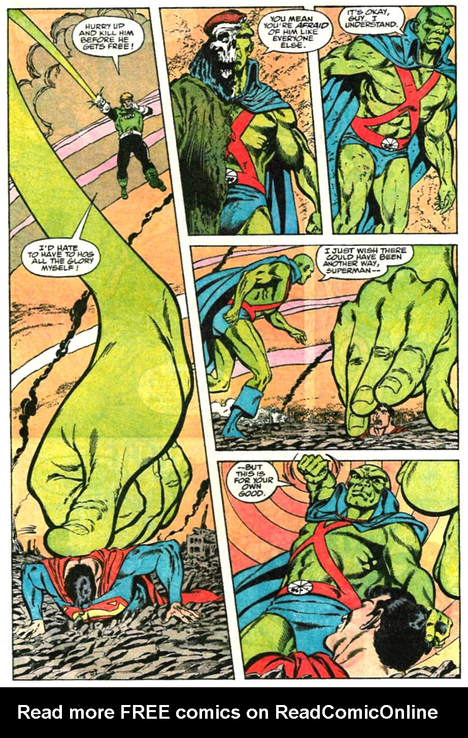 Read online Adventures of Superman (1987) comic -  Issue #479 - 16