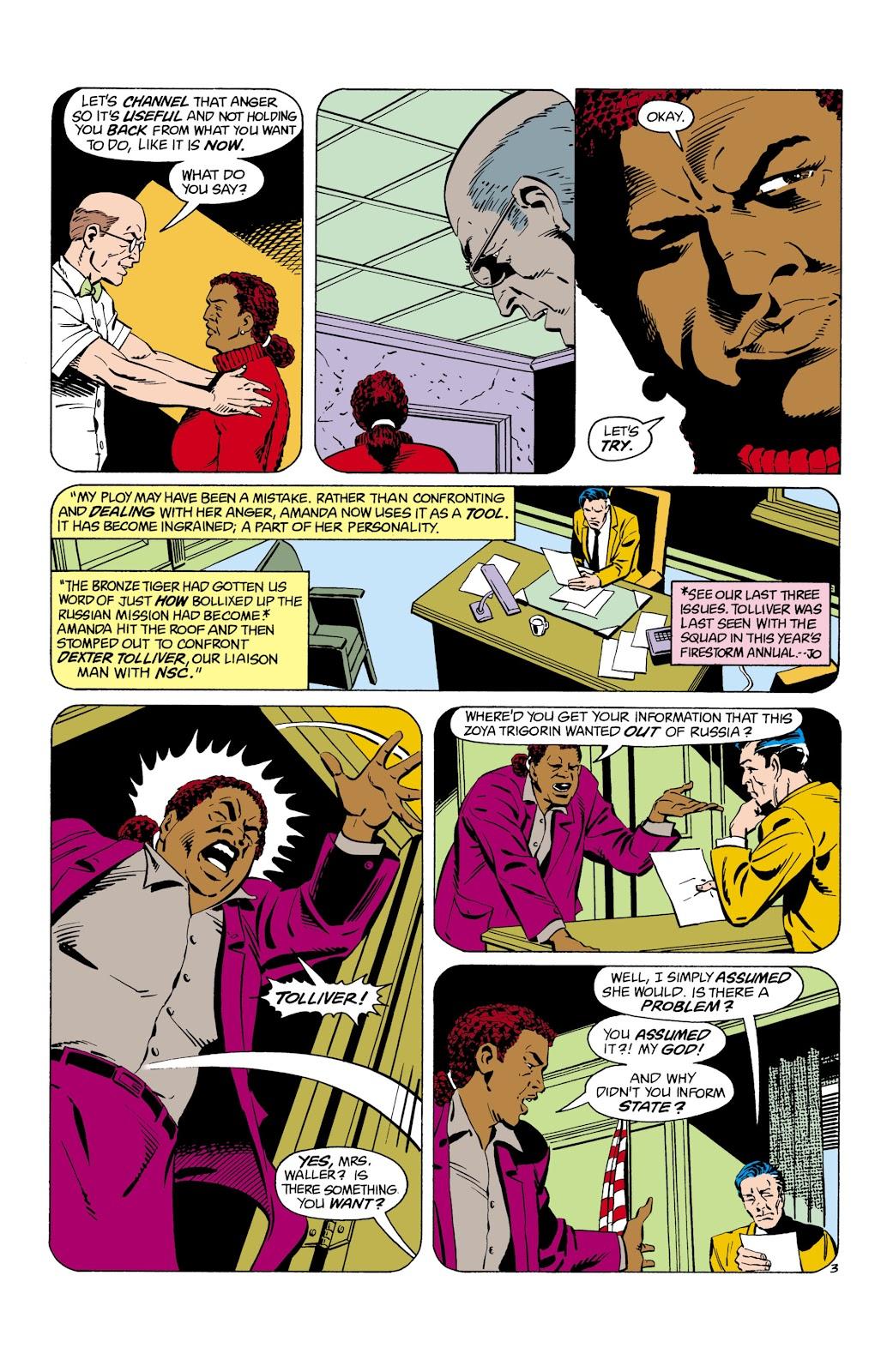Suicide Squad (1987) Issue #8 #9 - English 4