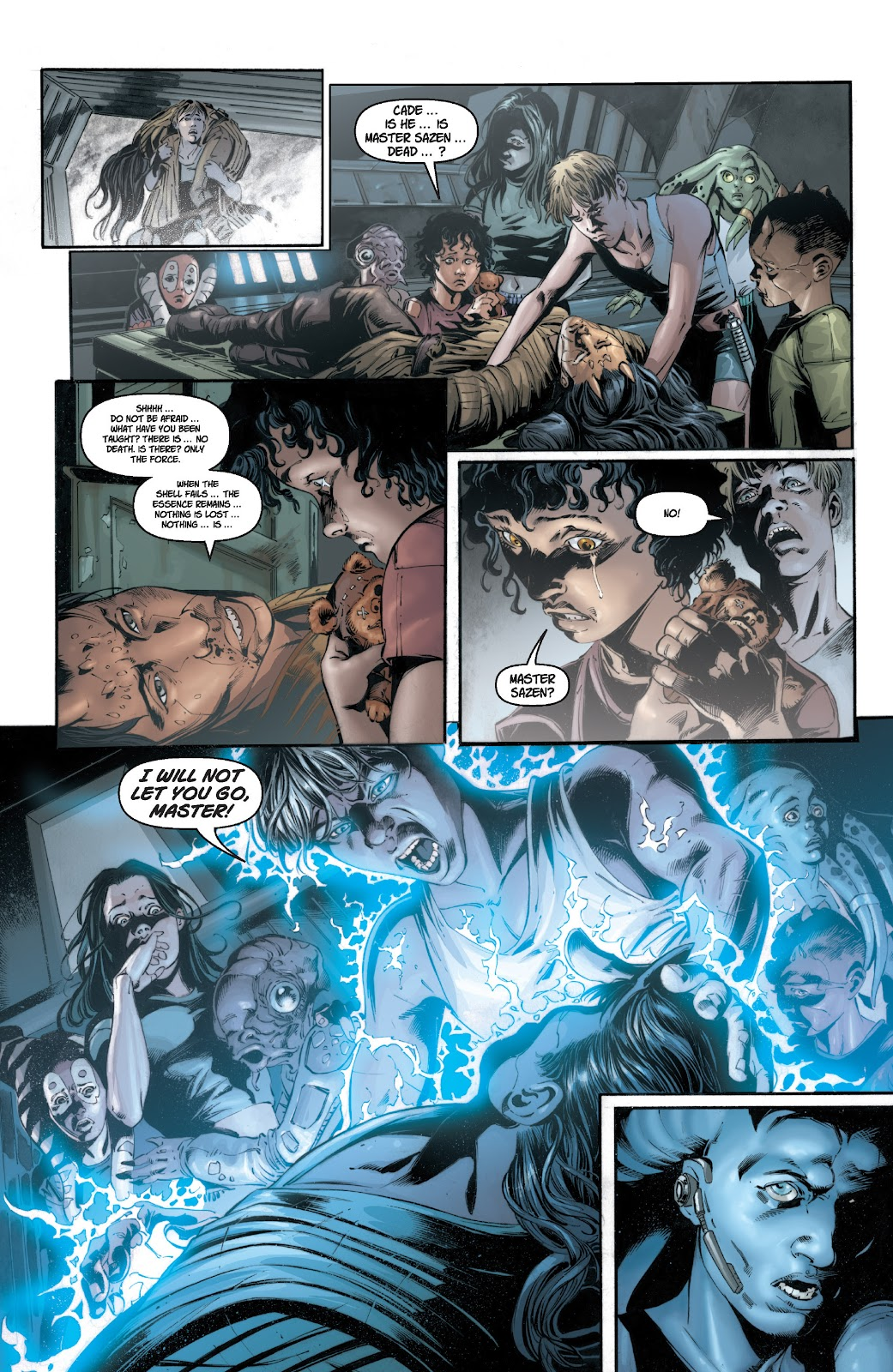 Read online Star Wars Legends: Legacy - Epic Collection comic -  Issue # TPB 1 (Part 1) - 13