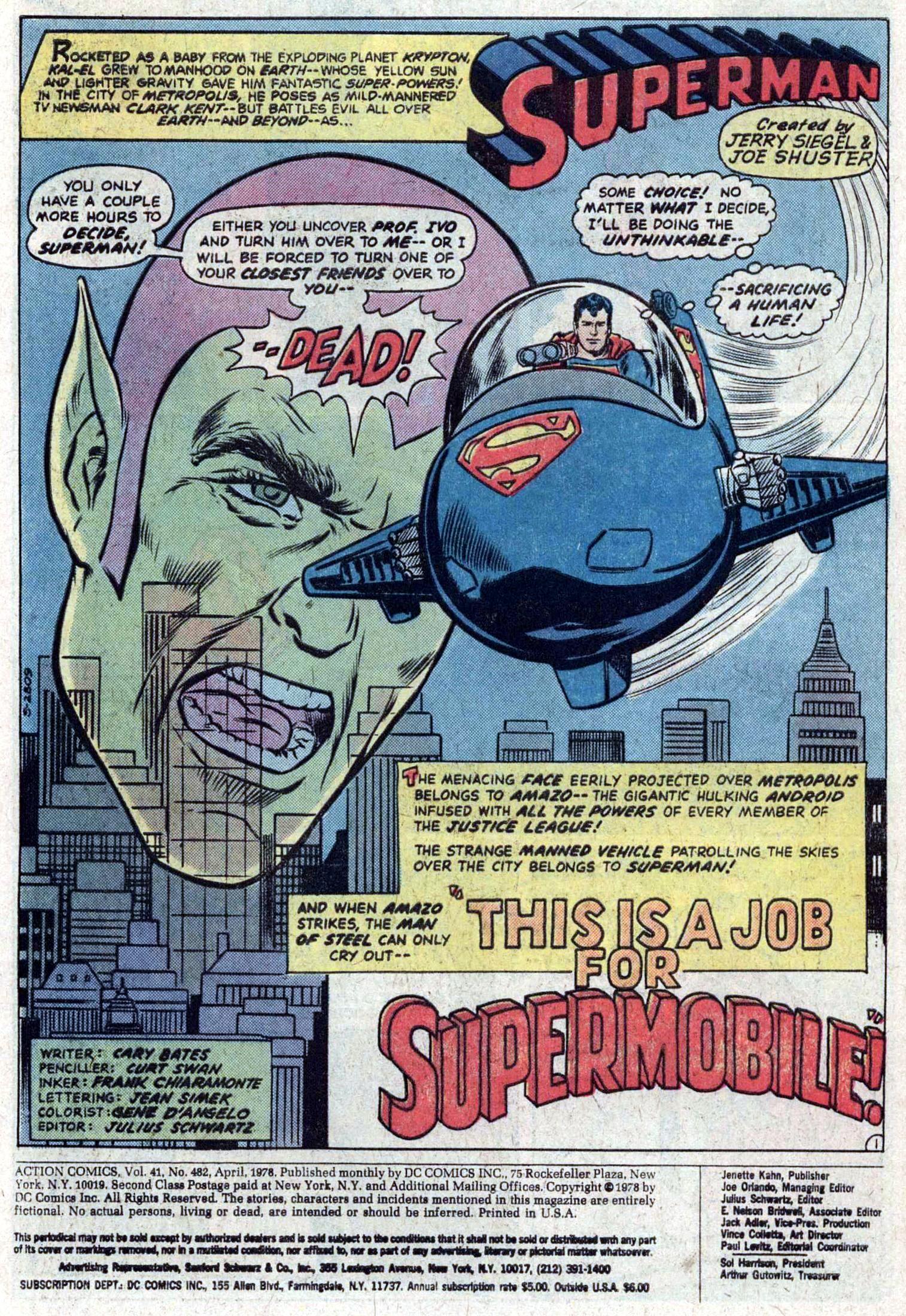 Action Comics (1938) 482 Page 2