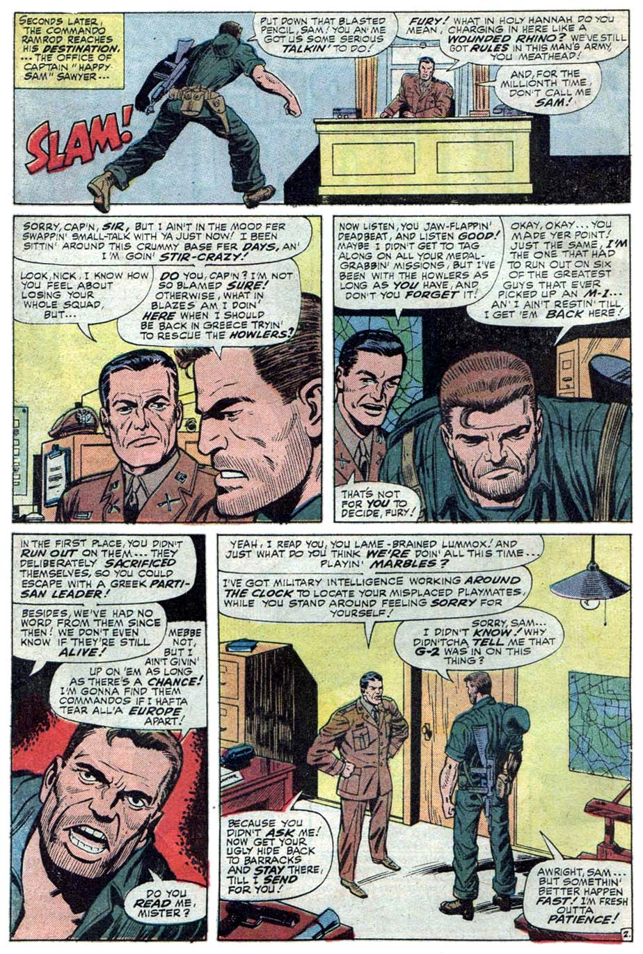 Read online Sgt. Fury comic -  Issue #101 - 4