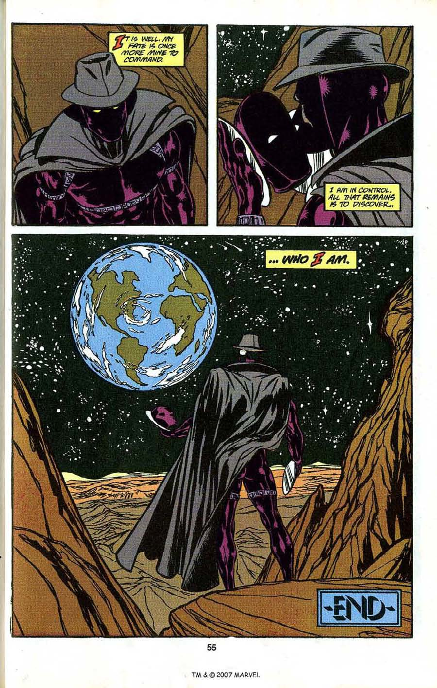 Read online Silver Surfer (1987) comic -  Issue # _Annual 4 - 57