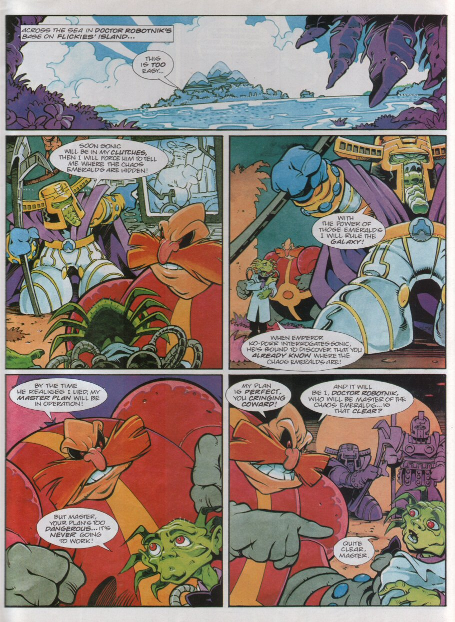 Read online Sonic the Comic comic -  Issue #118 - 5