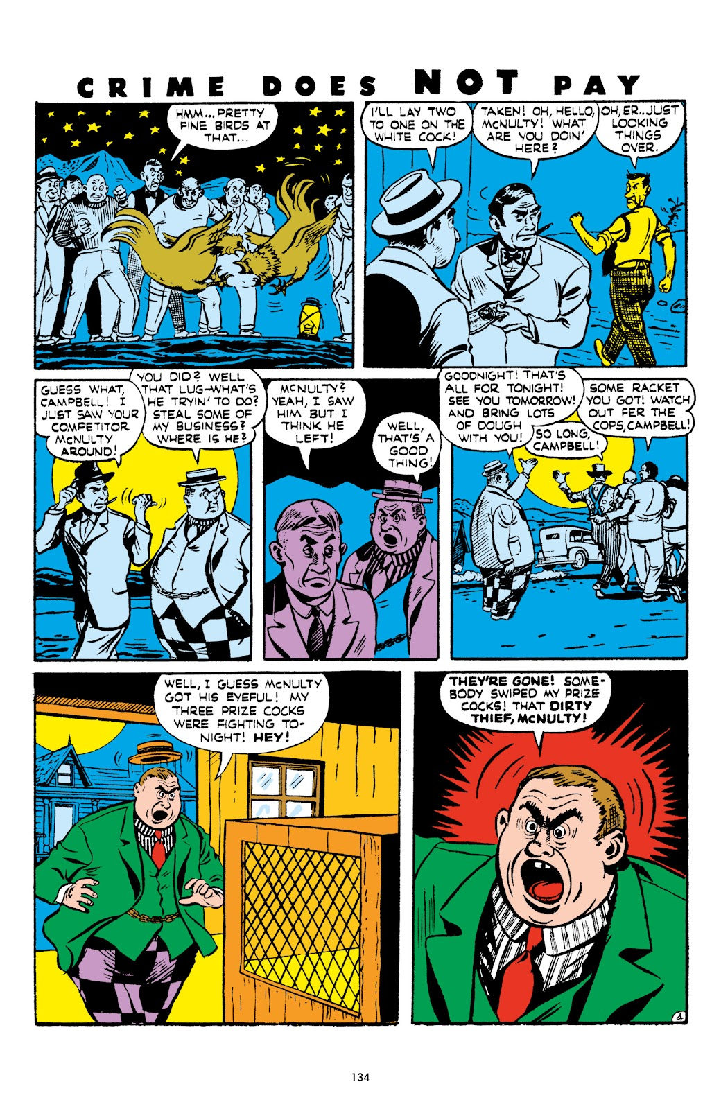 Read online Crime Does Not Pay Archives comic -  Issue # TPB 5 (Part 2) - 34