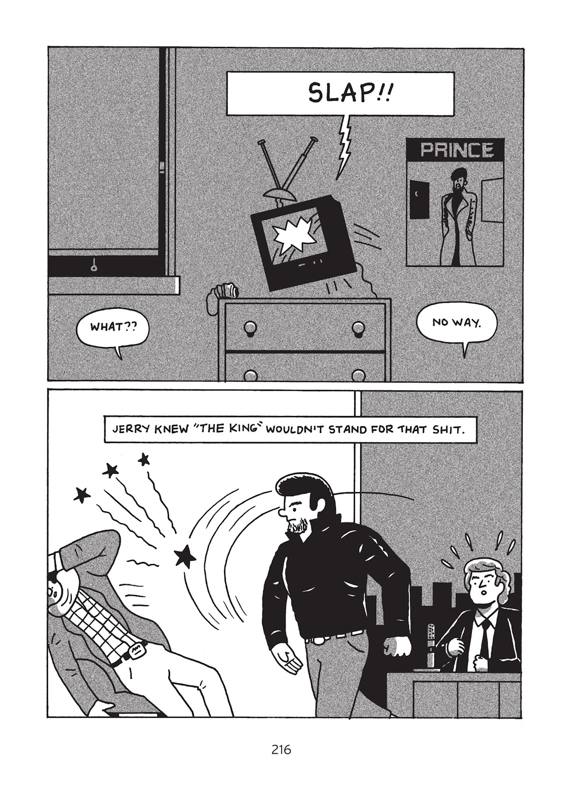 Read online Is This Guy For Real?: The Unbelievable Andy Kaufman comic -  Issue # TPB (Part 3) - 21