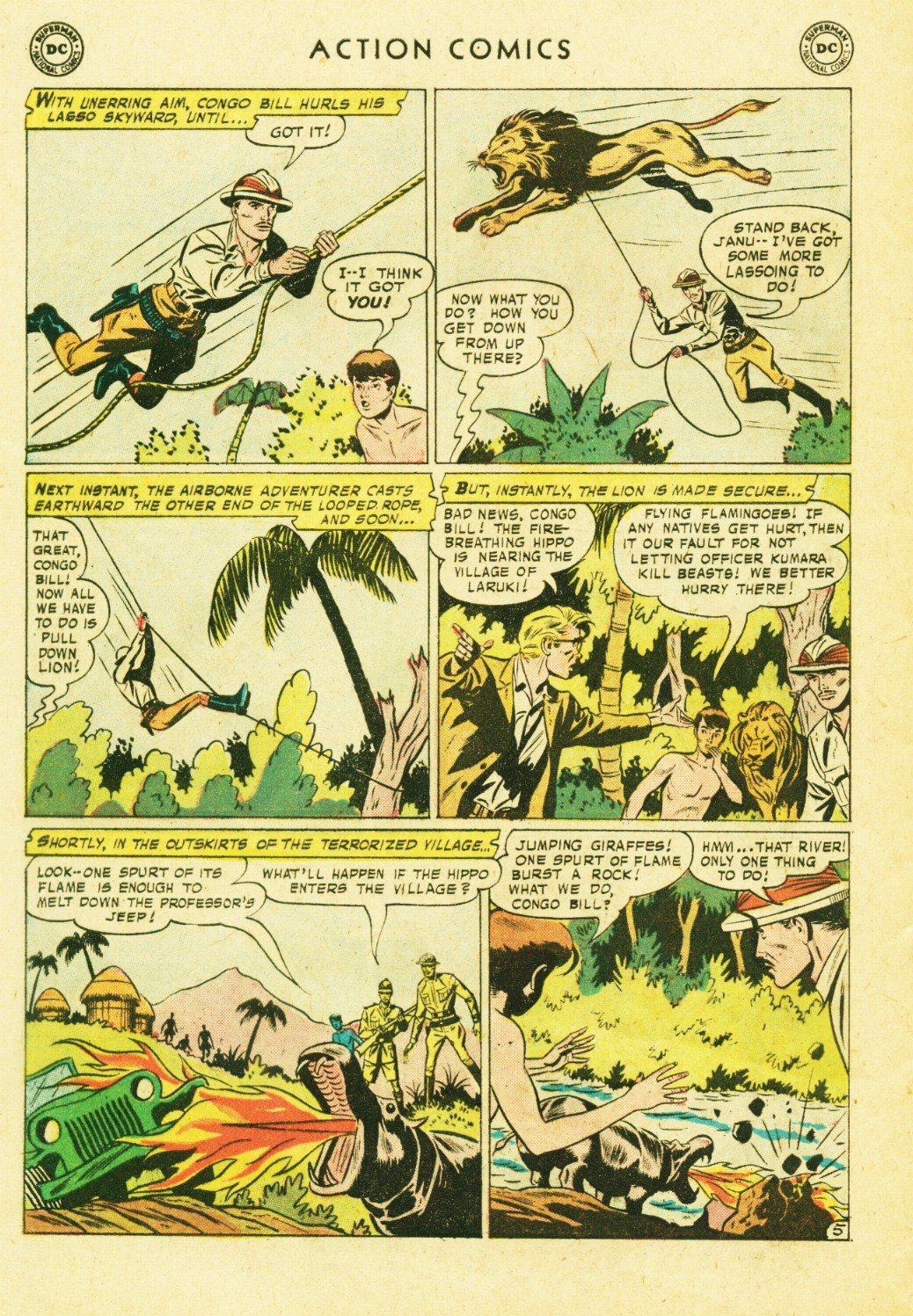 Read online Action Comics (1938) comic -  Issue #245 - 32